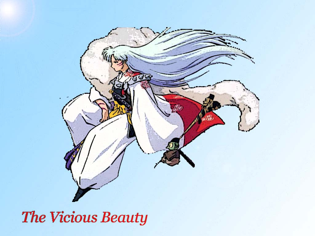 Inuyasha wallpaper, 1024x768, 4:3