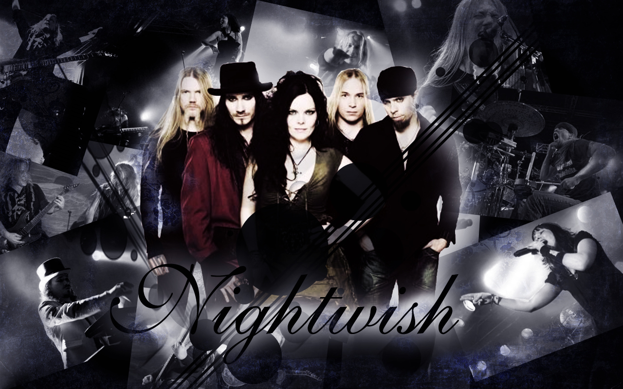 Nightwish Wallpaper Pictures to pin on Pinterest