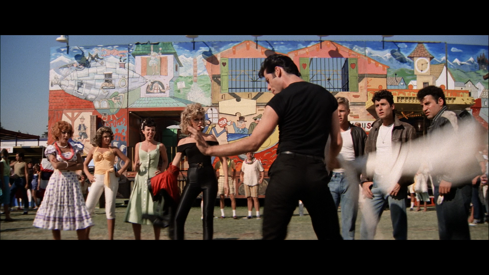 Grease The Movie Wallpaper Images & Pictures - Becuo
