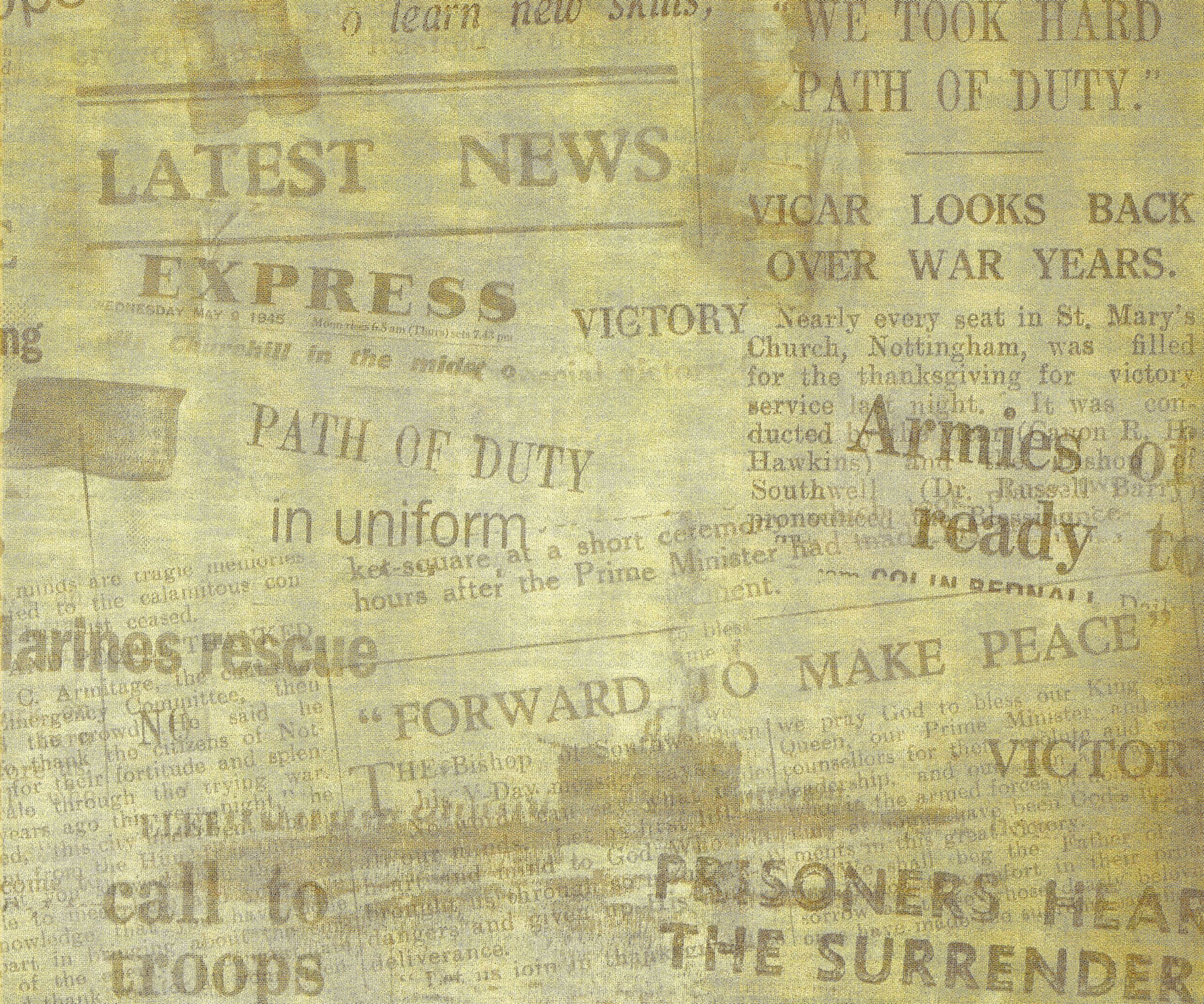 Pics Photos - Vintage Newspaper Background