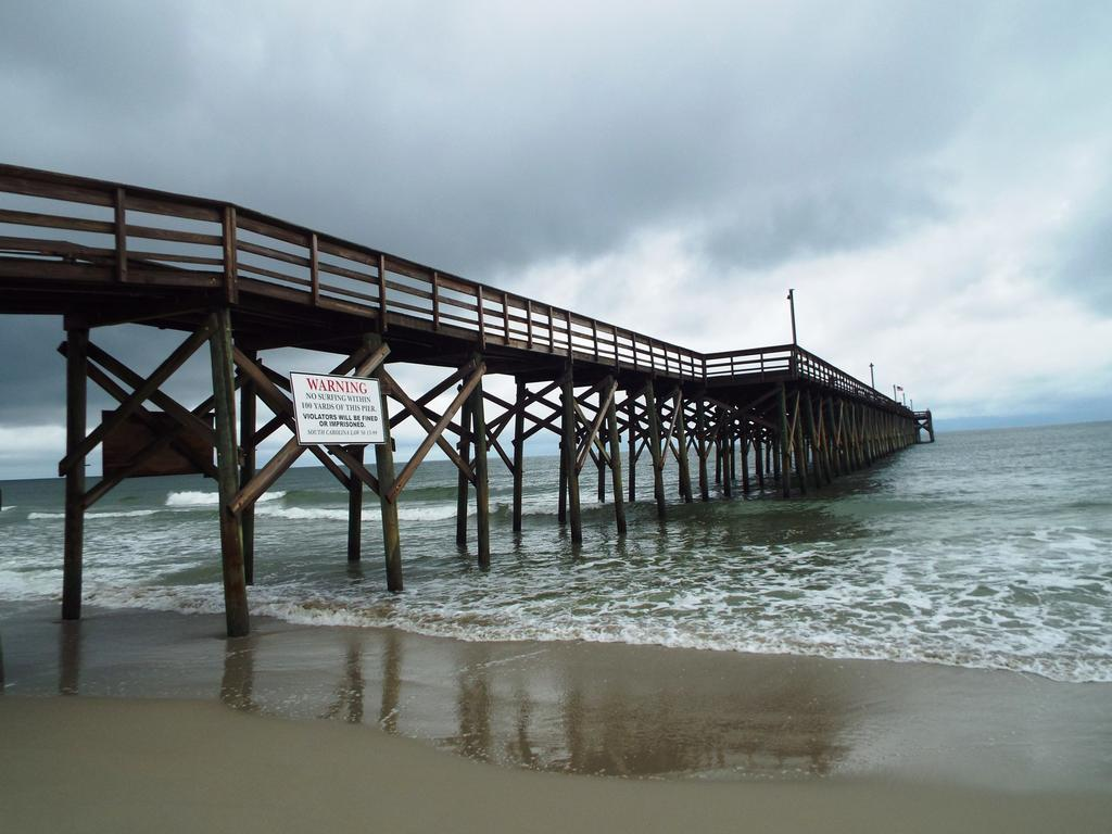 The Pier at Pawleys Island by angela6331 on DeviantArt