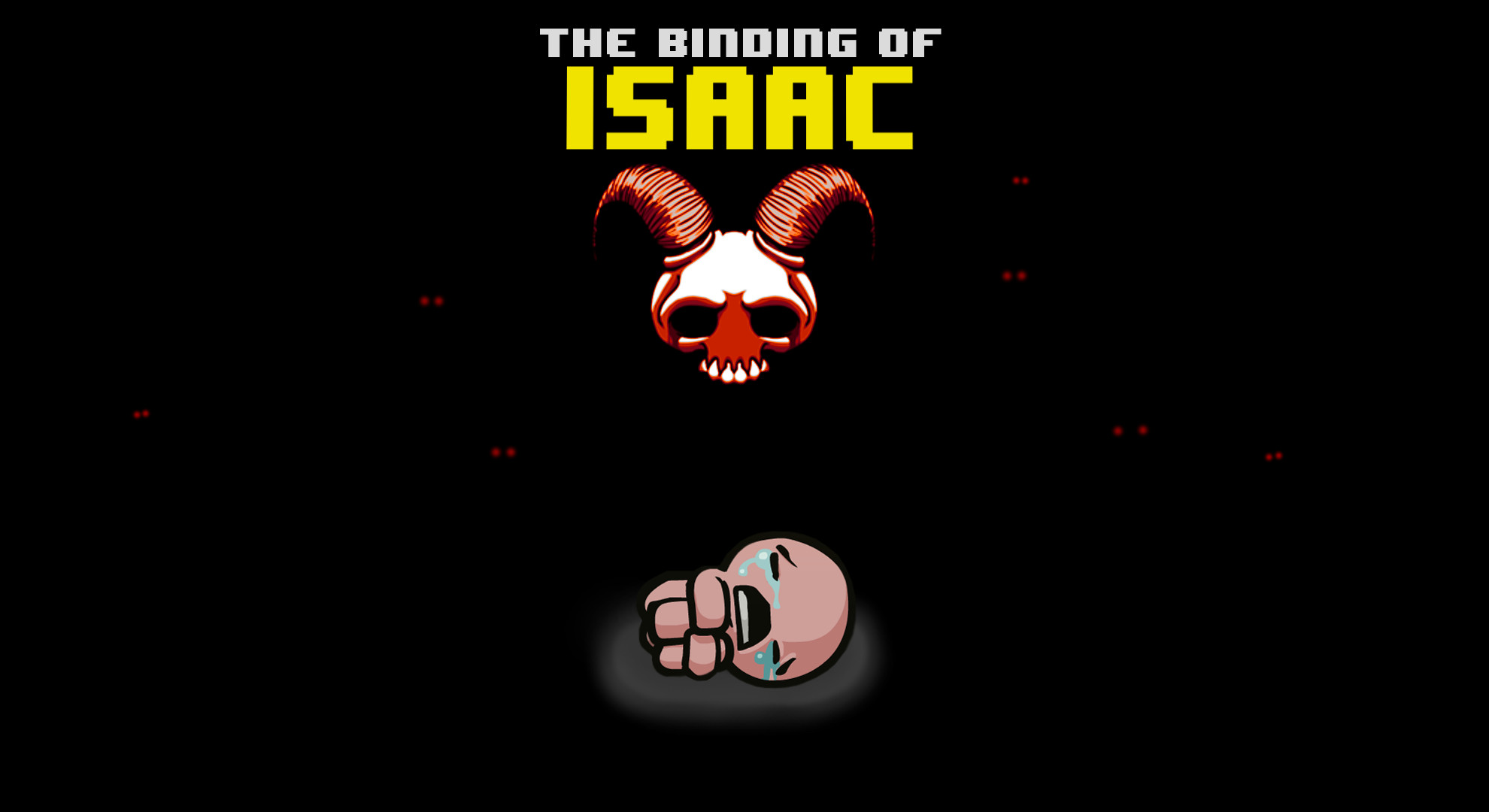binding of isaac wallpaper thingy by wambologic fan art wallpaper ...