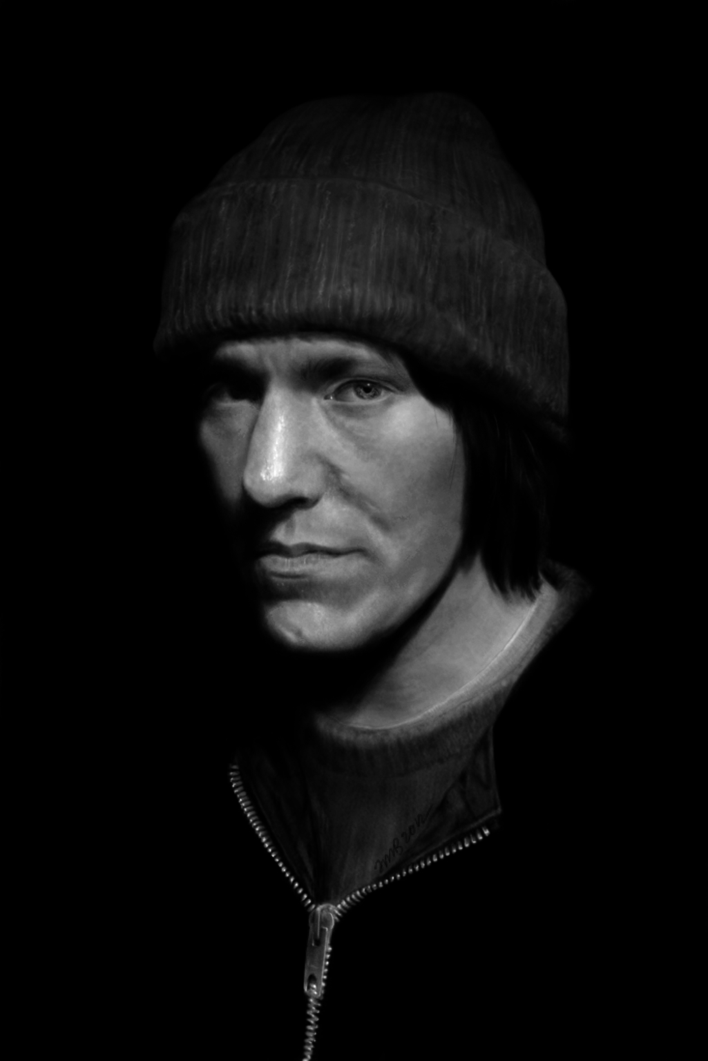 Elliott Smith by solublepop on DeviantArt