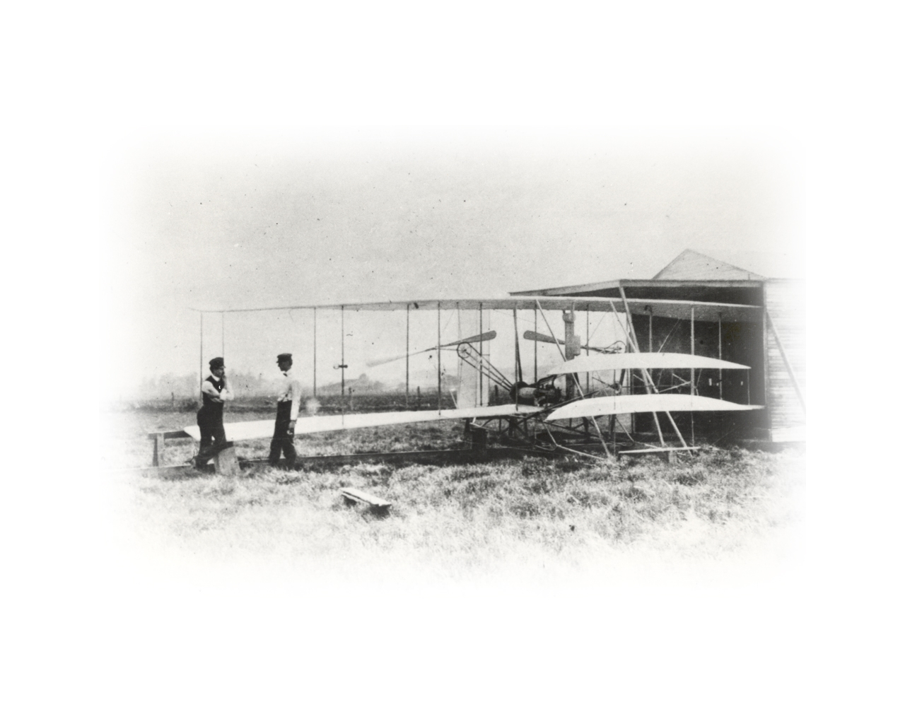 Tags: airplane , Flyer , Wright