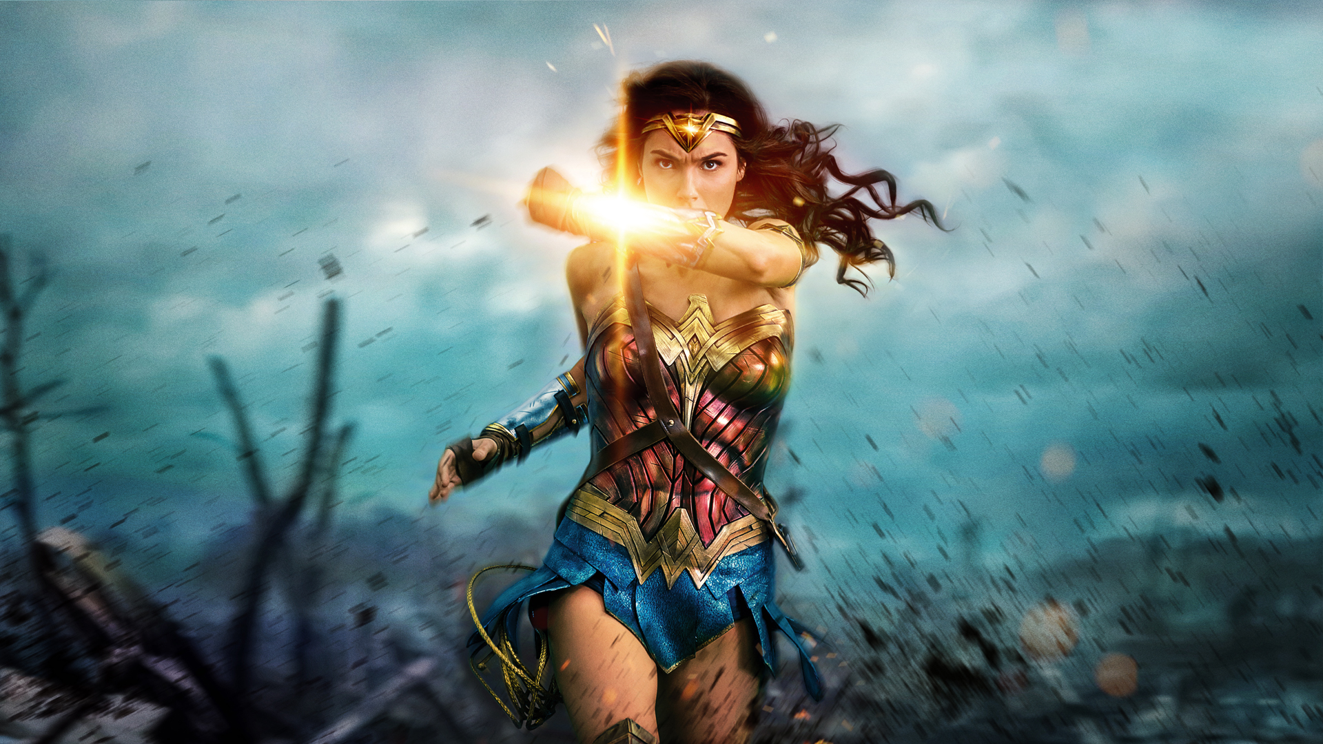 Wonder Woman Wallpaper 1920x1080 by sachso74 on DeviantArt