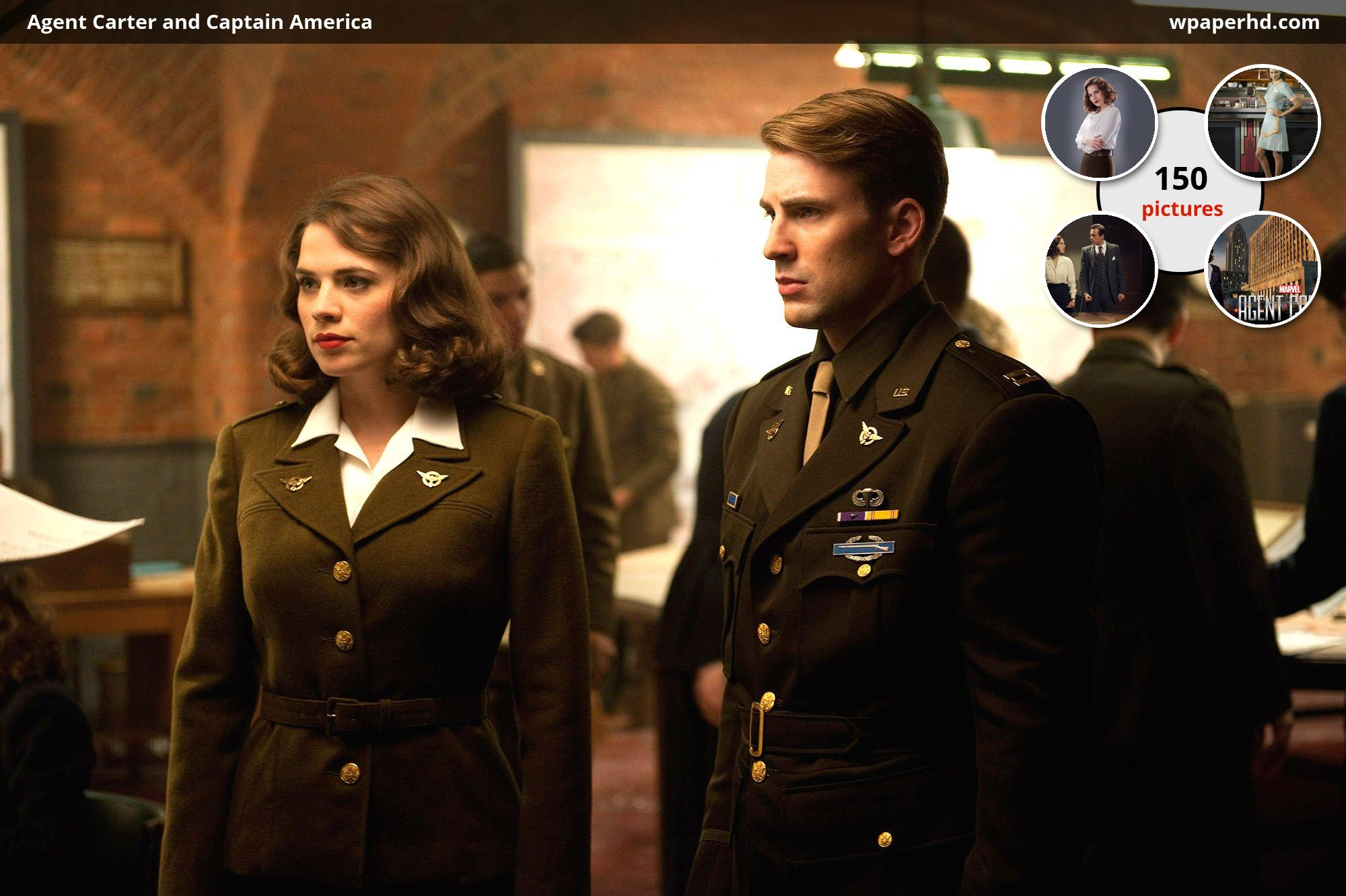 Agent Carter Wallpapers for Free Download, 47 Agent Carter High ...