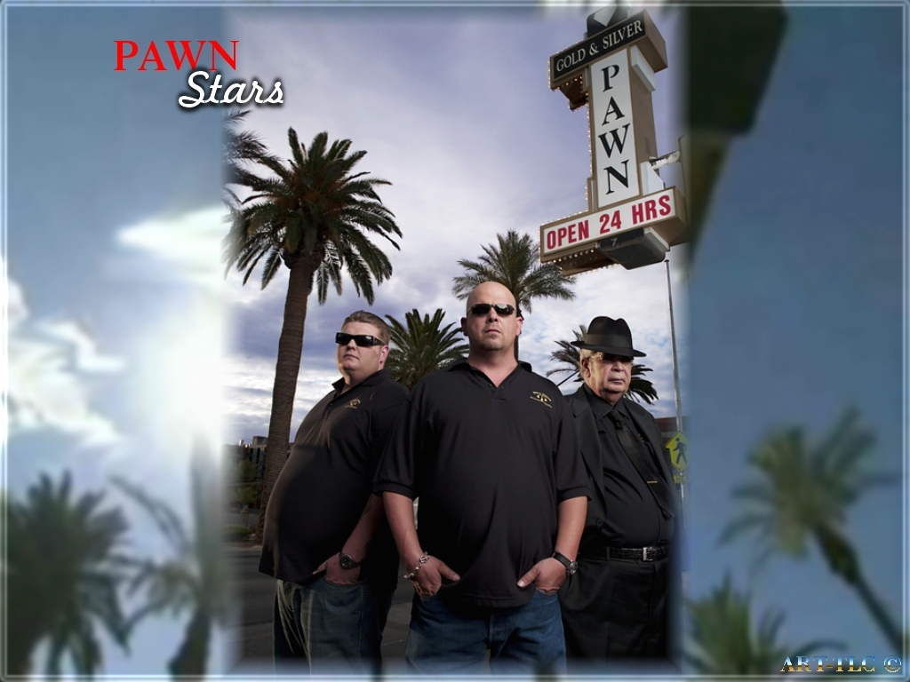 Free Pawn Stars Wallpapers By ART TLC 20