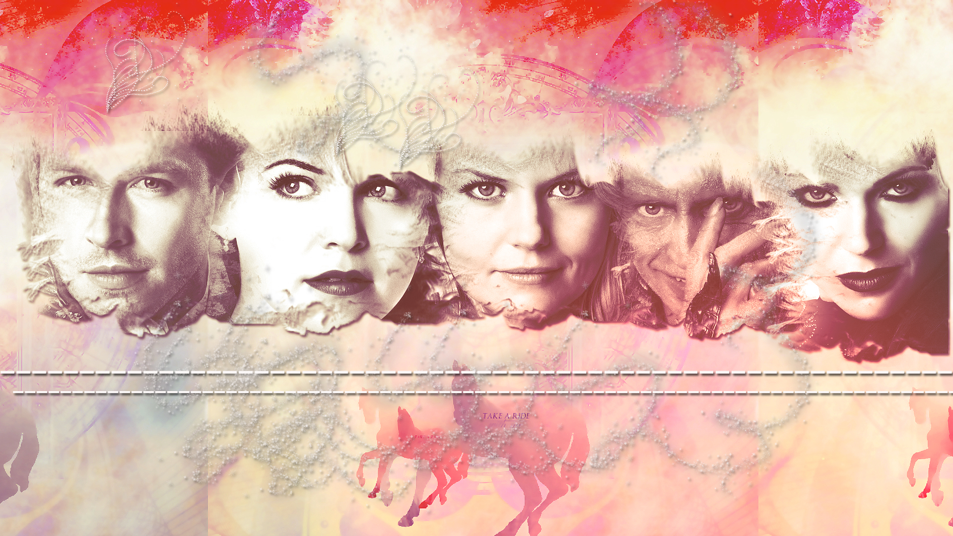 Once upon a time wallpaper 1 by HappinessIsMusic on DeviantArt