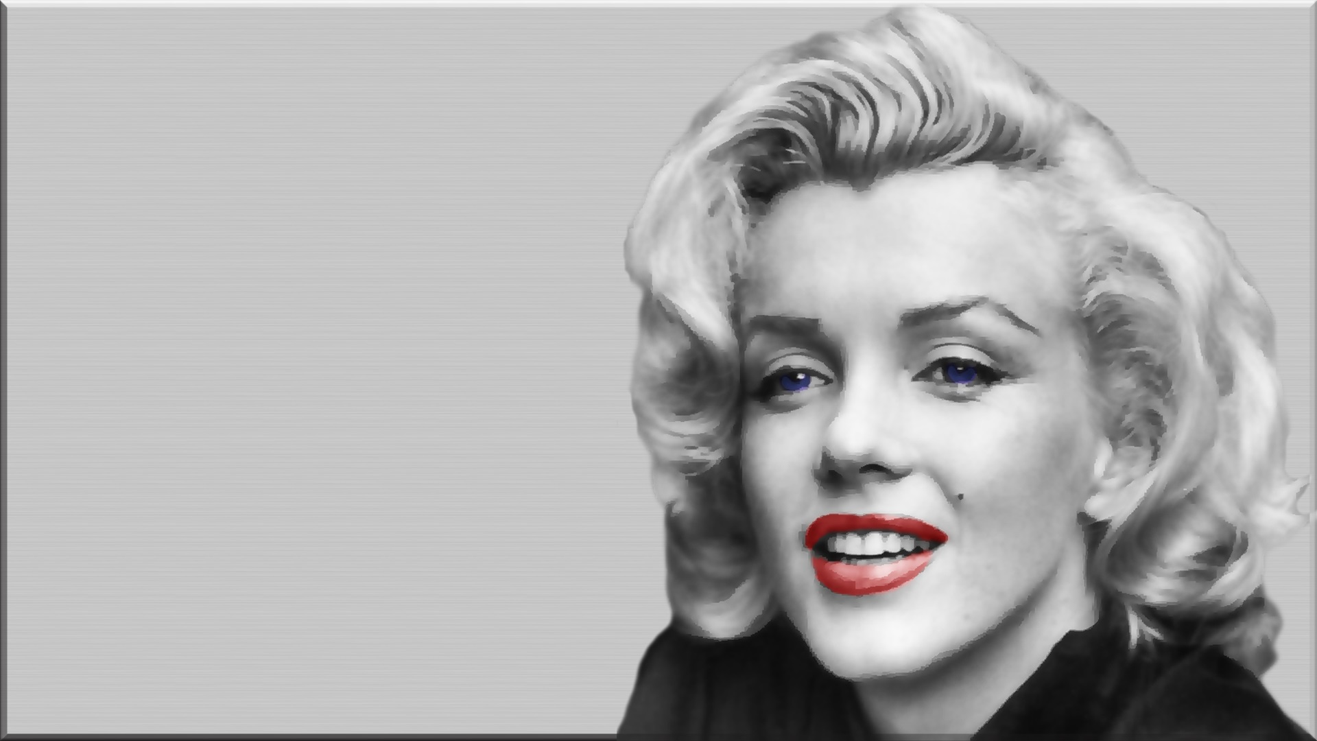 Marilyn monroe wallpaper 15 cute Collection marilyn monroe with red ...