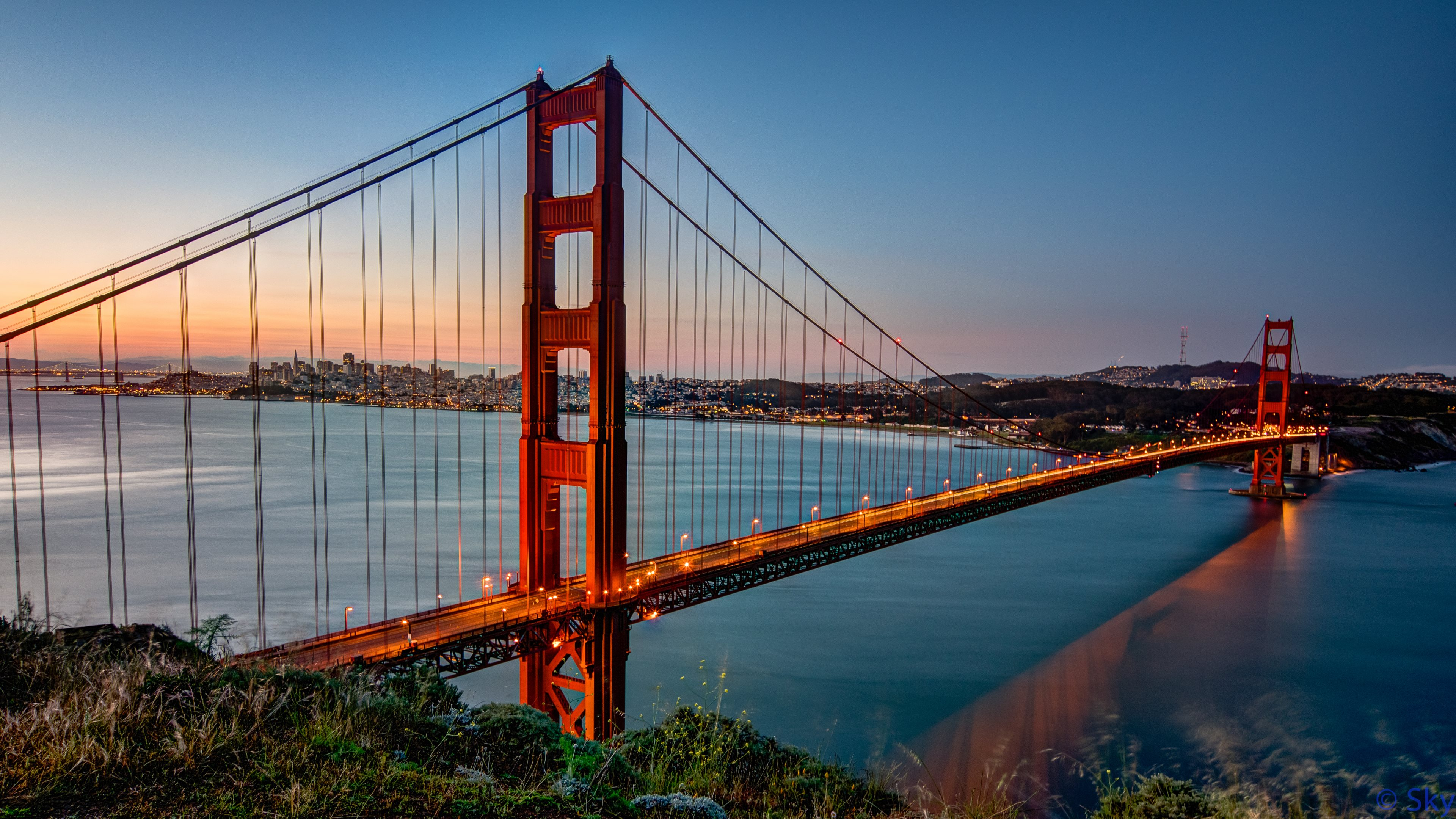 Bridge Computer Wallpapers, Desktop Backgrounds | 3840x2160 | ID ...