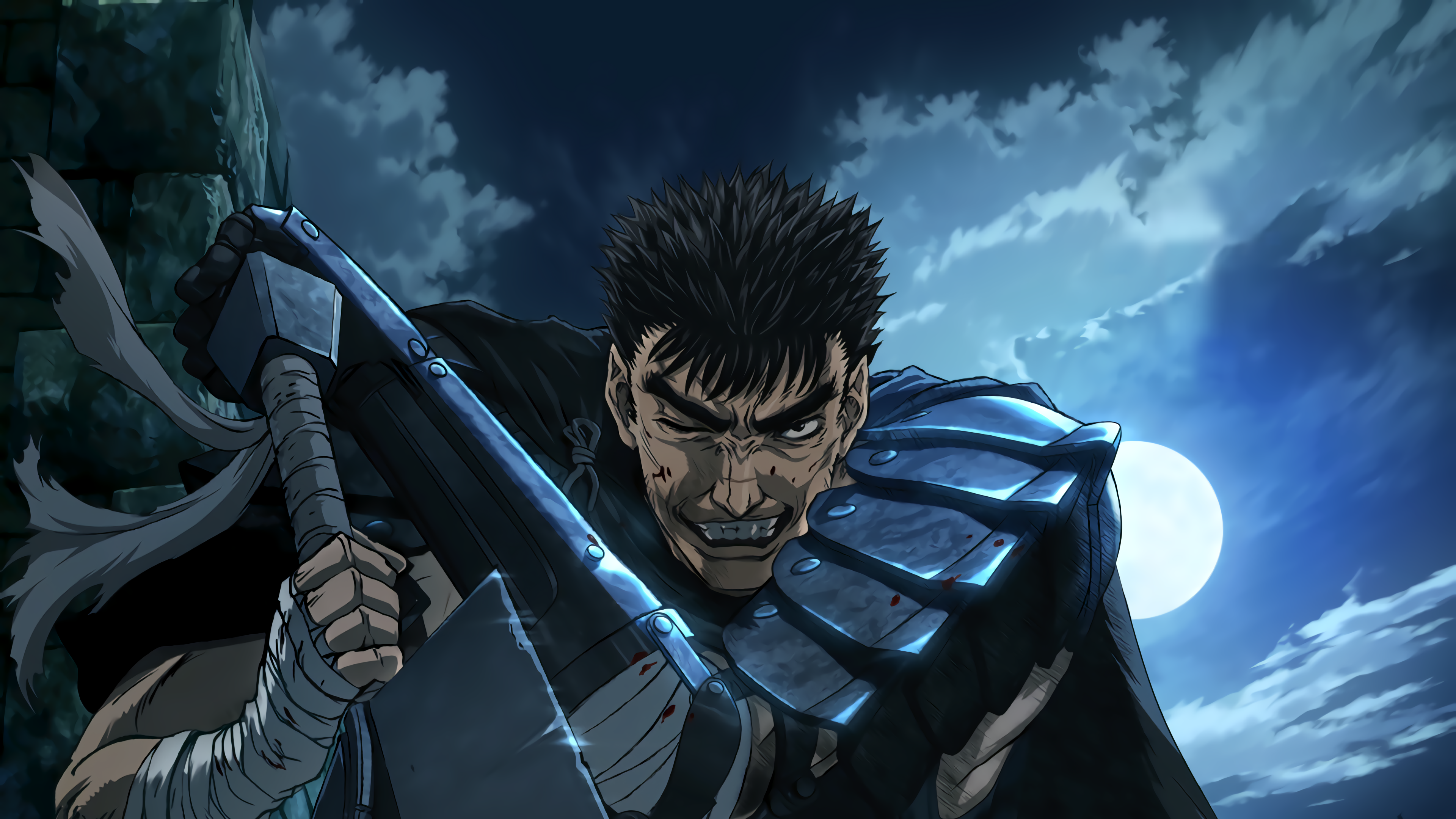 Berserk (2016) HD Wallpapers | Backgrounds - Wallpaper Abyss