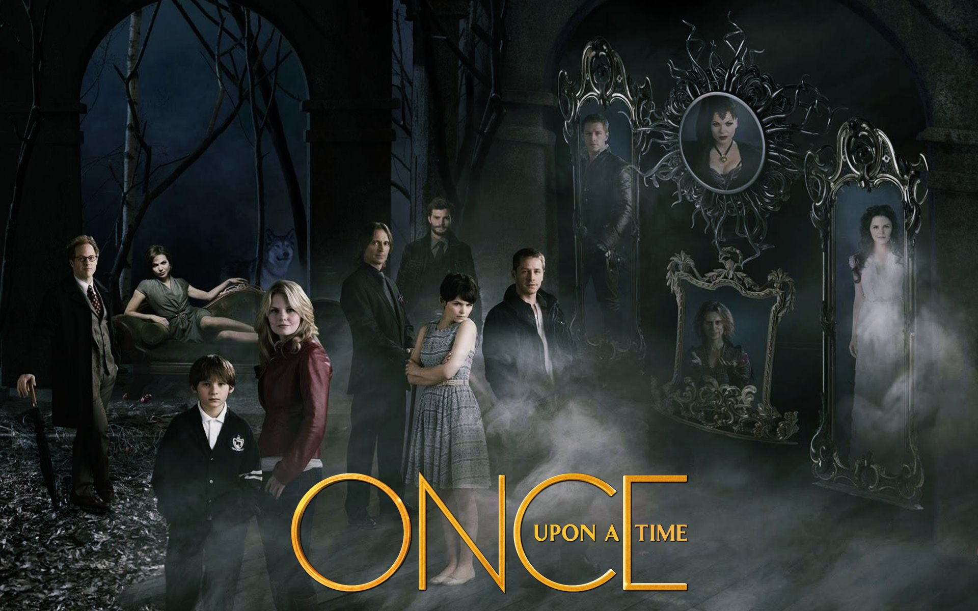HD Once Upon A Time Desktop Background | Background Machine