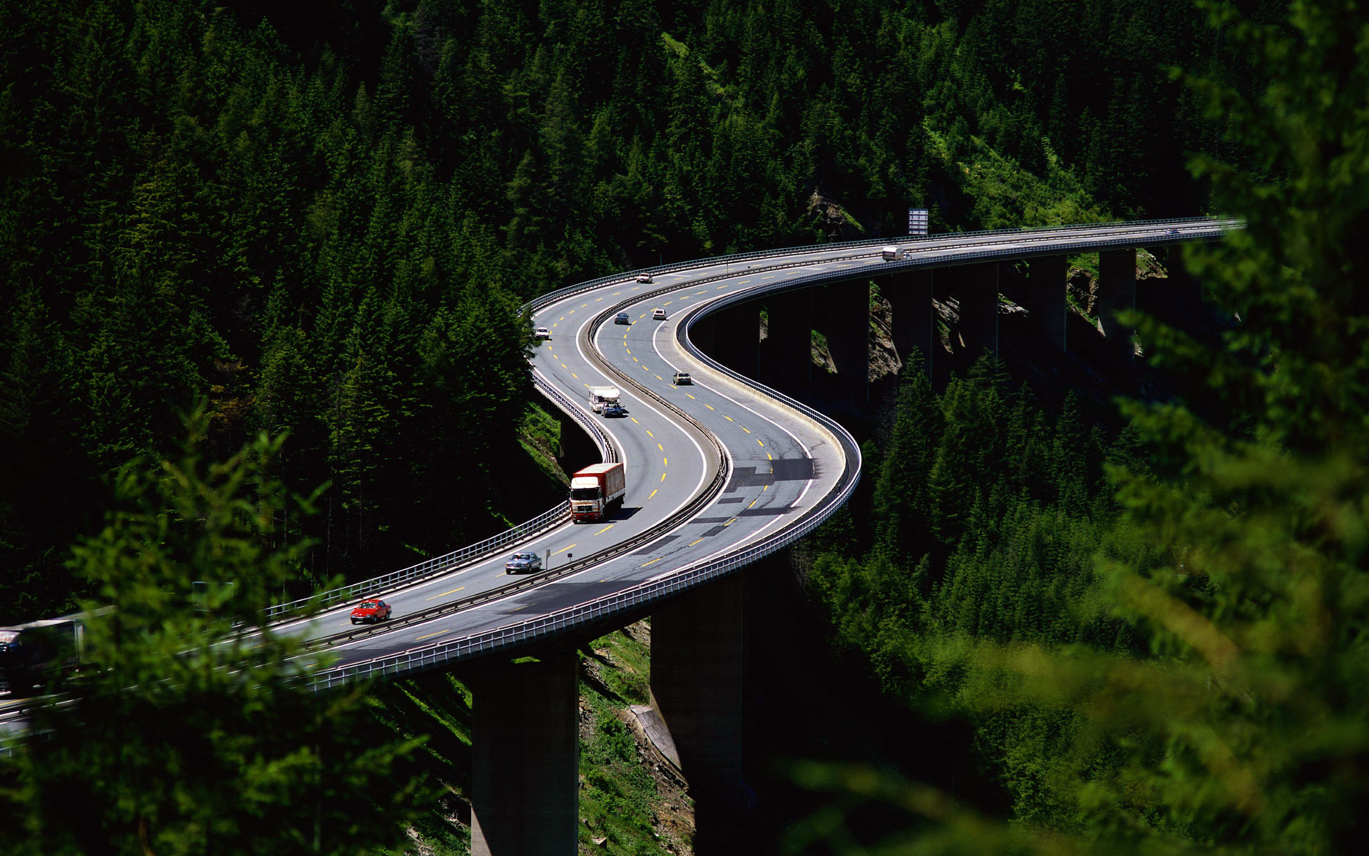 Winding road wallpapers and images - wallpapers, pictures, photos