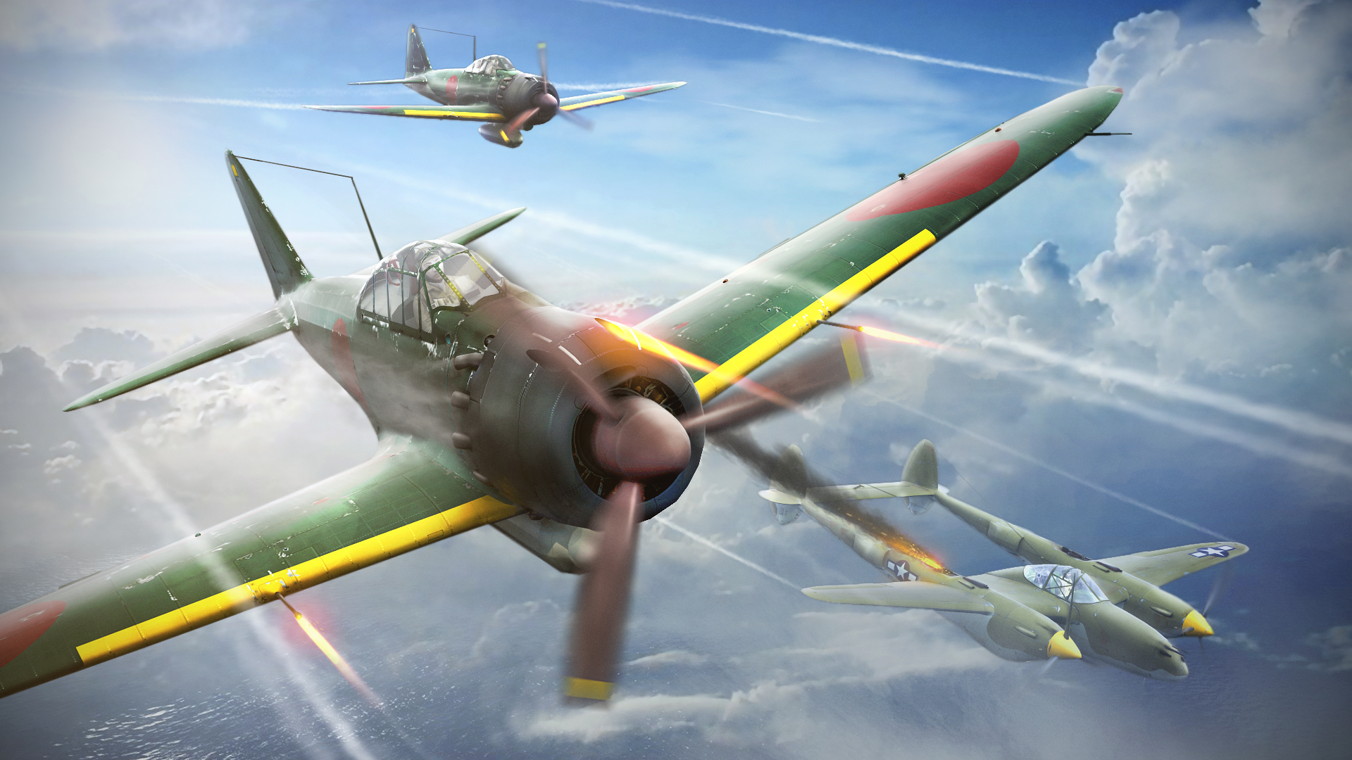 War Thunder - Next-Gen MMO Combat Game for PC, Mac, Linux and ...