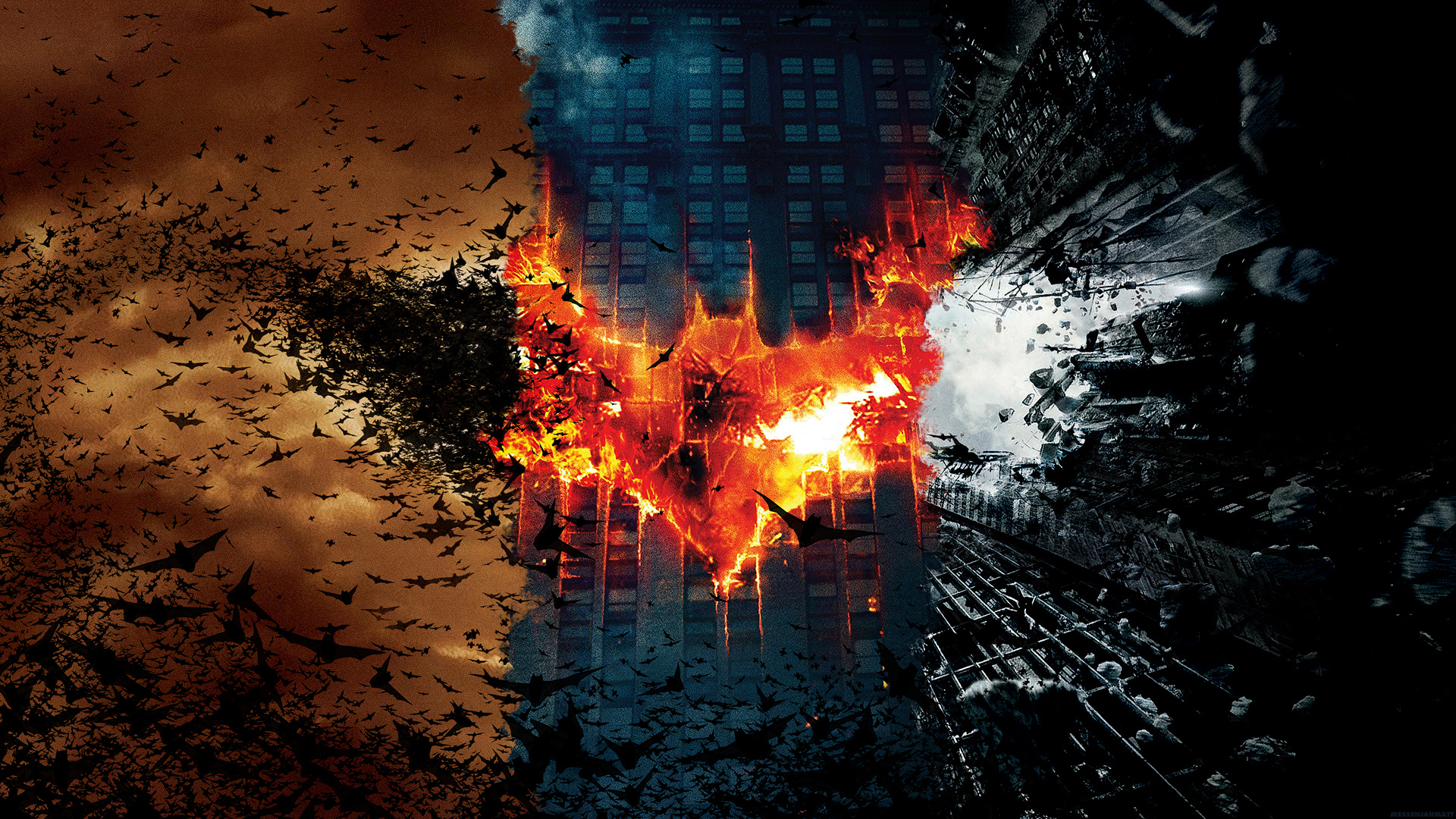 Dark Knight Rises HD Wallpapers and Desktop Backgrounds | Dark Knight ...