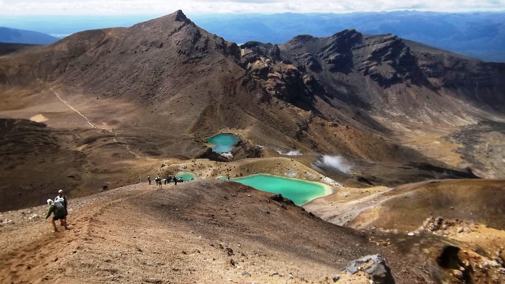 Tongariro National Park | Top Places to Visit Around the World