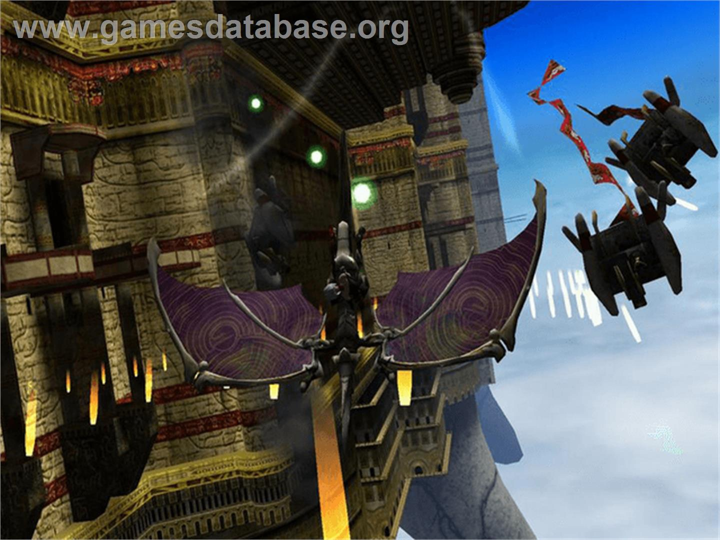 Panzer+Dragoon+Orta+Artworks Panzer Dragoon Orta Screenshot 50 ...