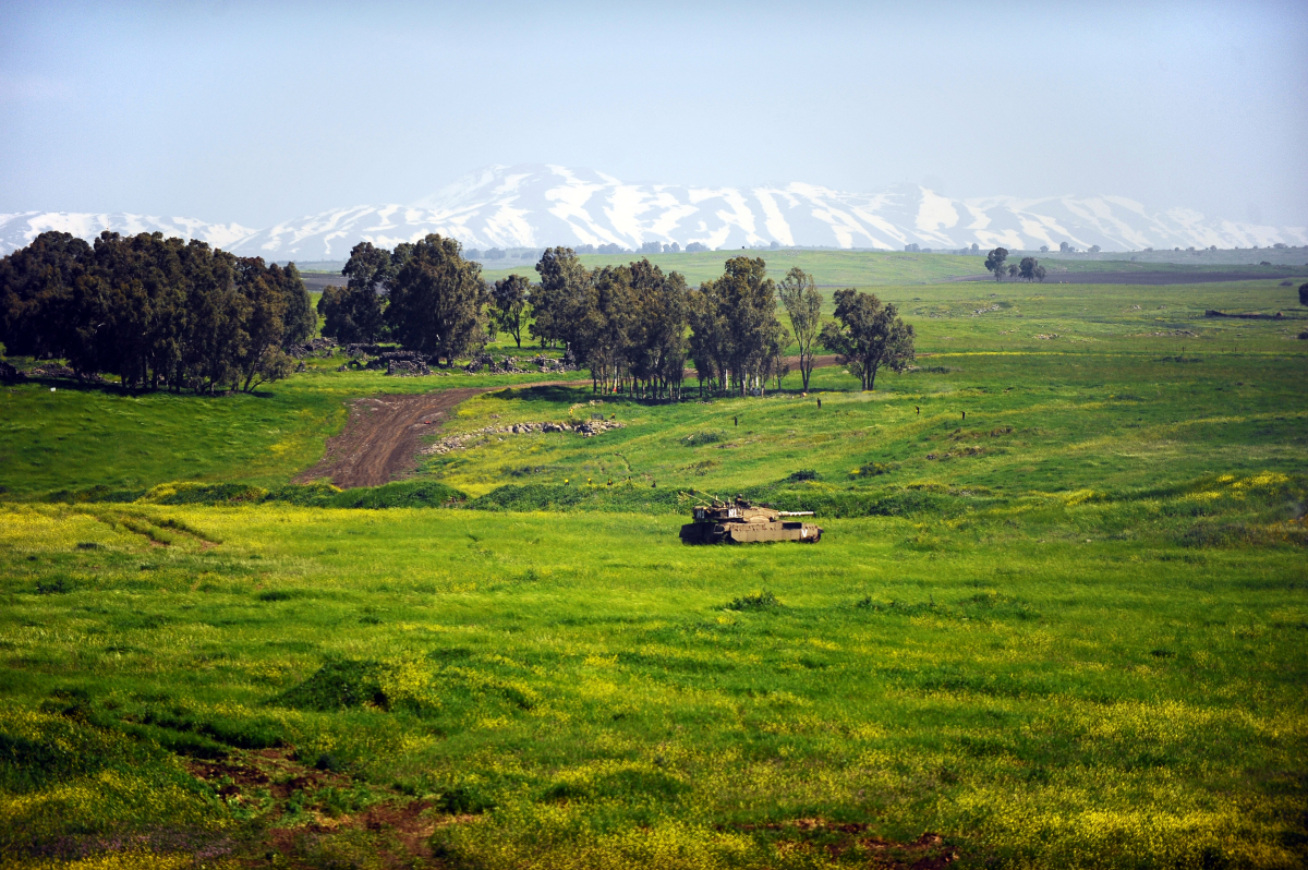 Iran is now Based near Israeli Golan Heights – Conflict Daily
