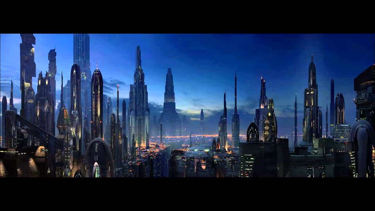 Coruscant Background | www.galleryhip.com - The Hippest Pics