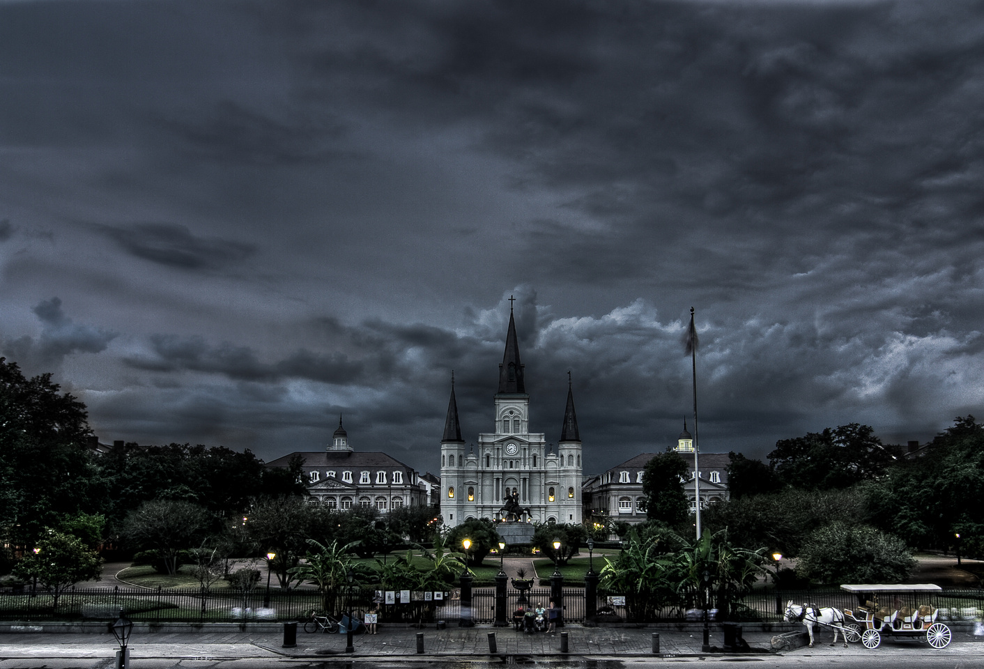 New Orleans Wallpaper Desktop - WallpaperSafari