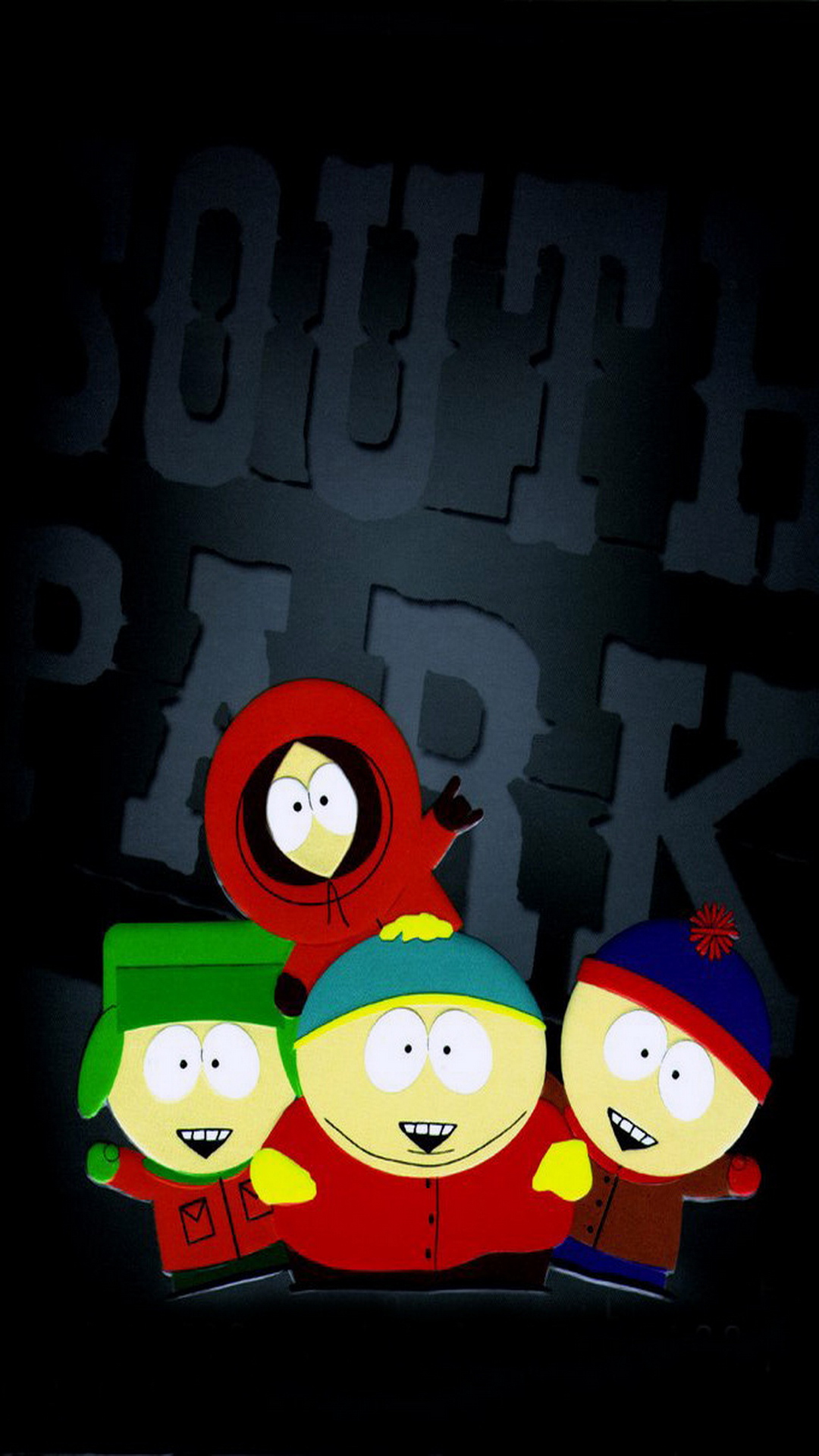 iPhone 5 wallpapers HD - South park, Backgrounds HTML code