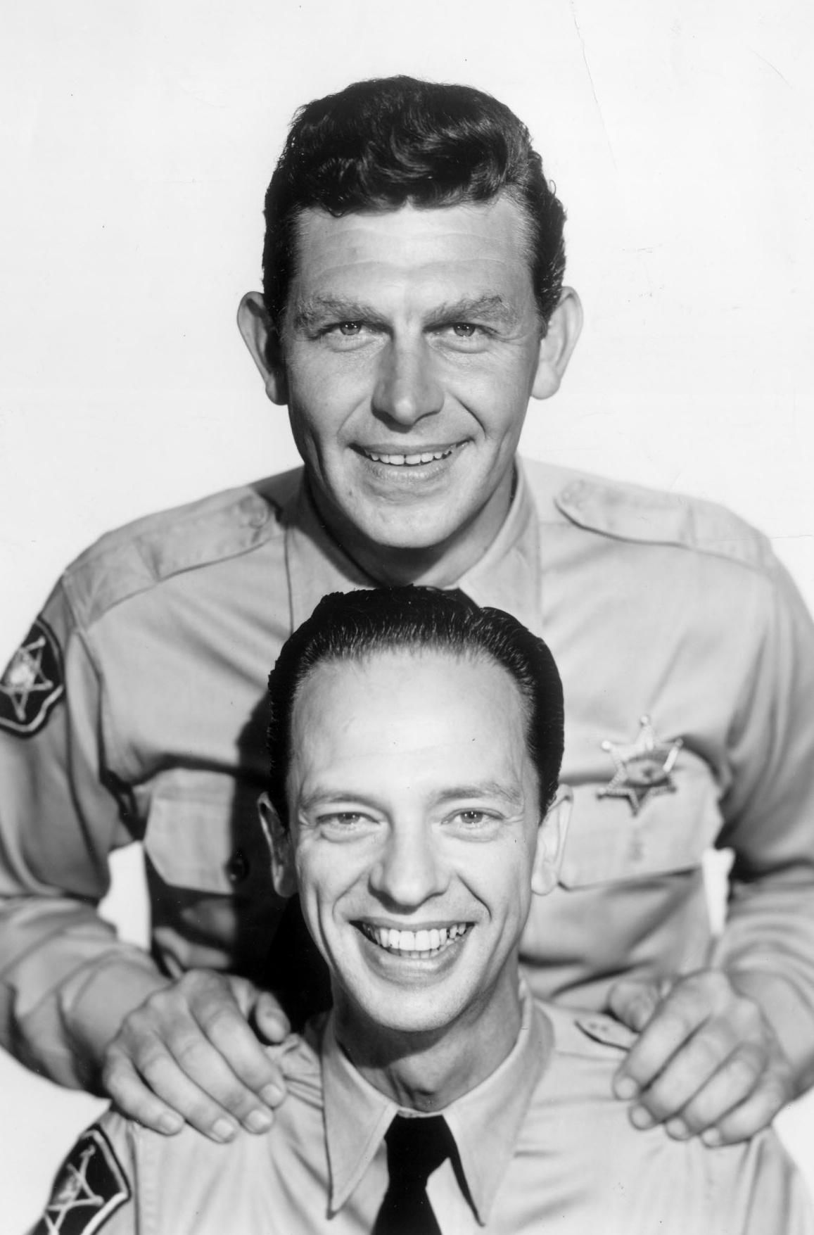 Andy Griffith & Don Knots | Css | Pinterest