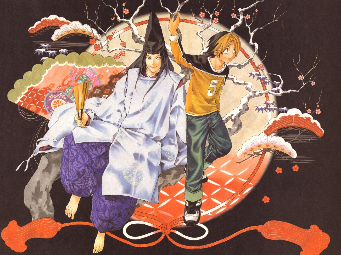 Go Board Game and Hikaru no Go wallpapers
