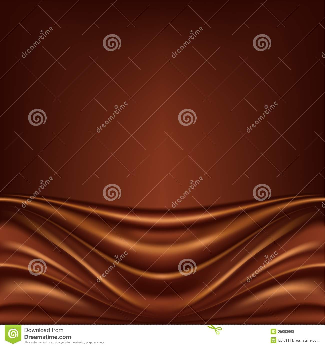 Abstract chocolate background, brown abstract satin, mesh vector ...