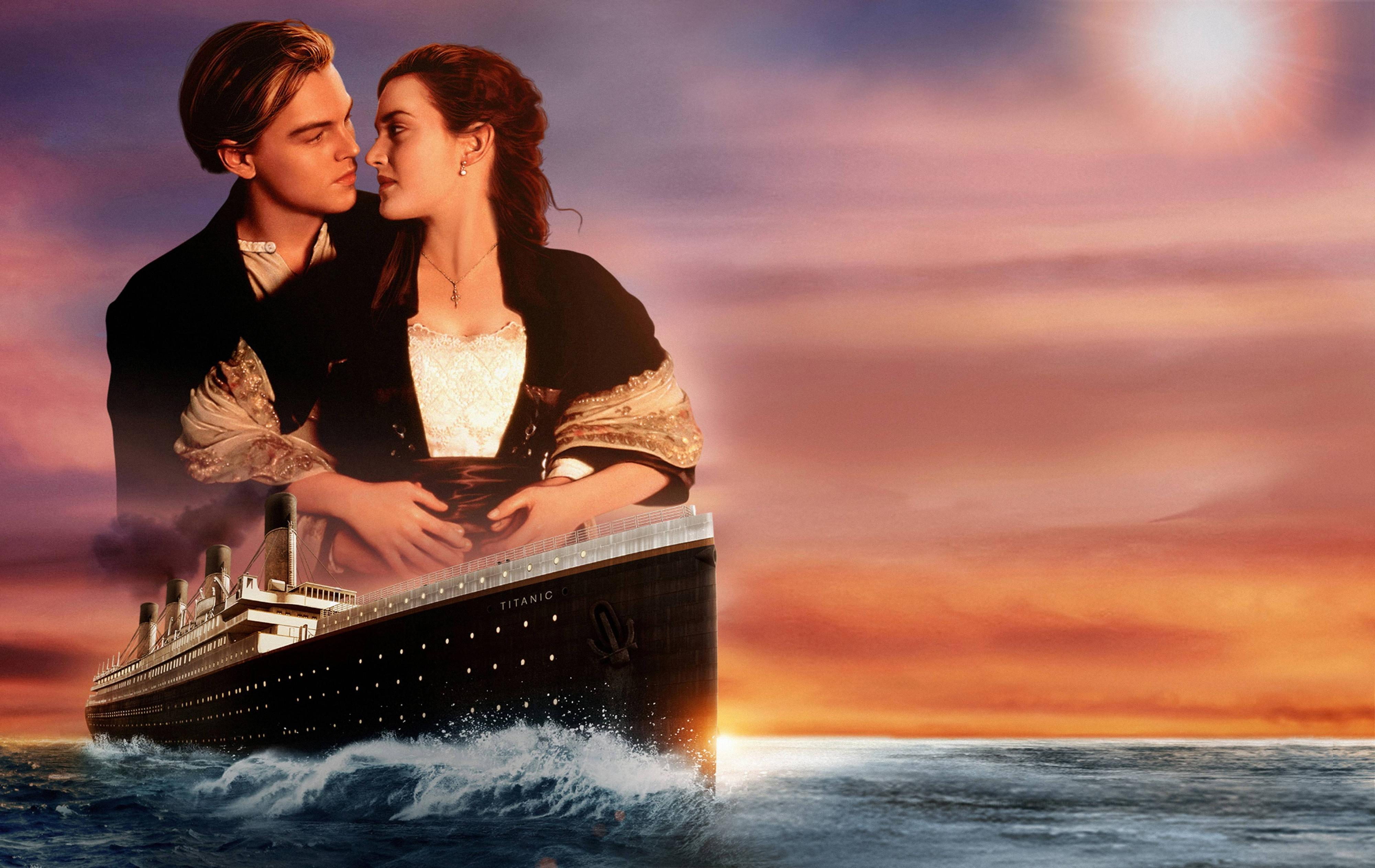 3D Titanic Full Movie Wallpaper   Movies Wallpapers Widescreen ...