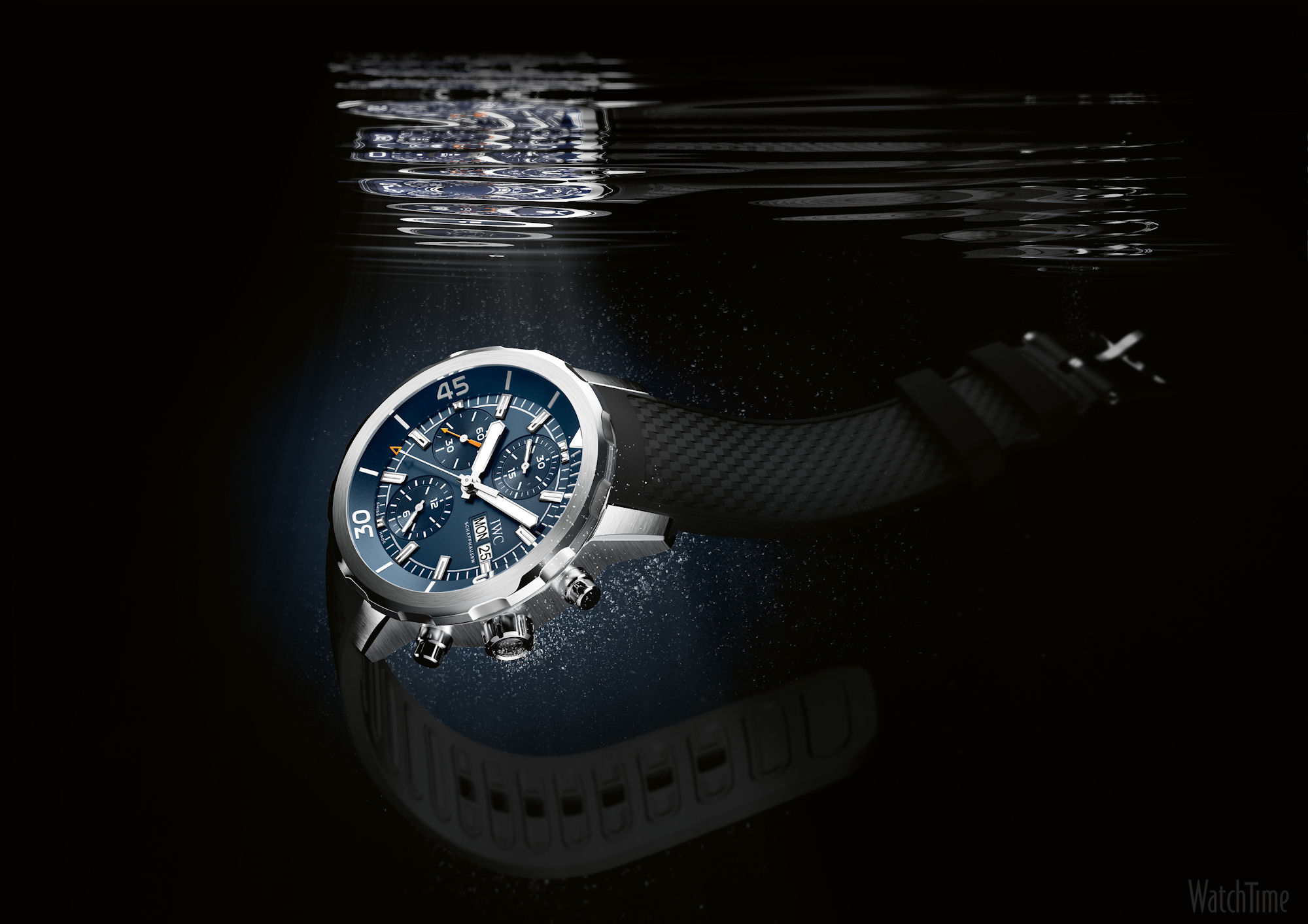 Watch Wallpaper: 6 New IWC Aquatimers From SIHH 2014 › WatchTime ...