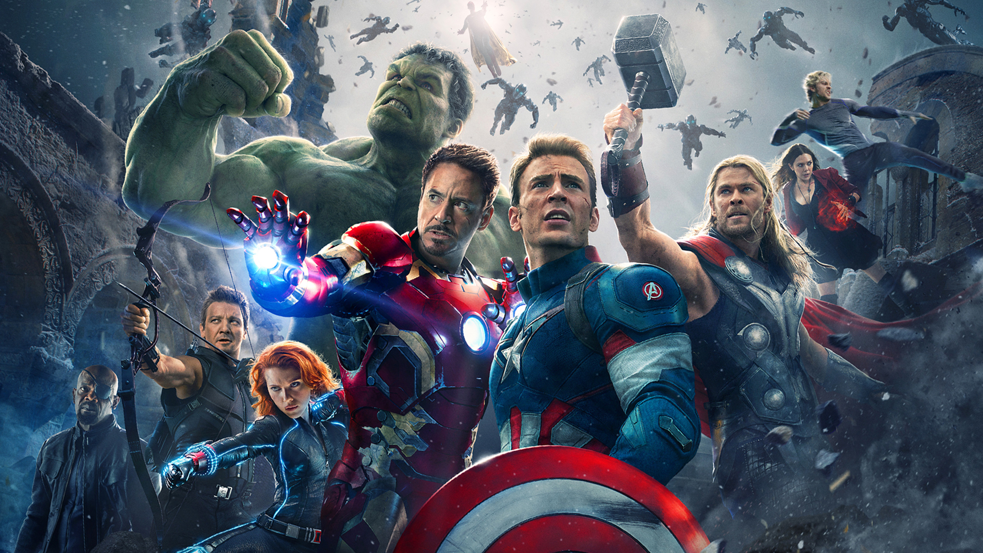 Avengers: Age of Ultron Wallpaper 1920x1080 by sachso74 on DeviantArt