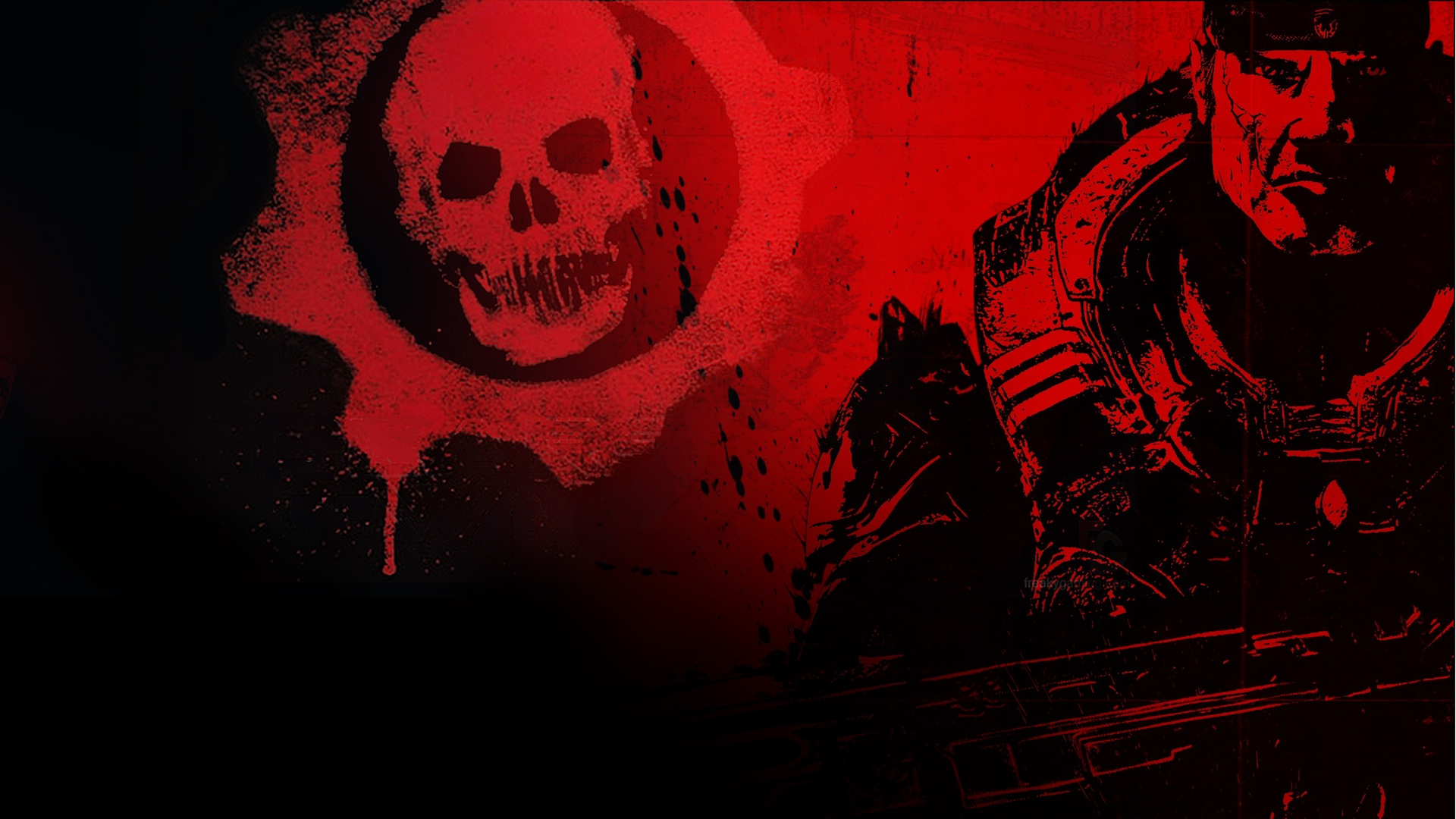 Gears Of War Wallpaper Free HD Backgrounds Images