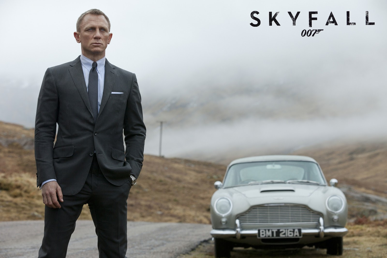 HD Wallpapers for iPhone 5 - James Bond 007 Skyfall Wallpapers | Free ...
