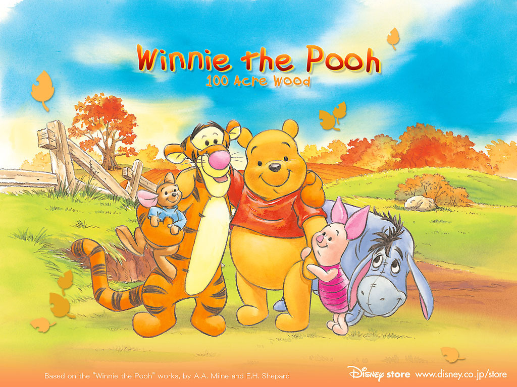 ... Pooh images Winnie the Pooh Wallpaper HD wallpaper and background