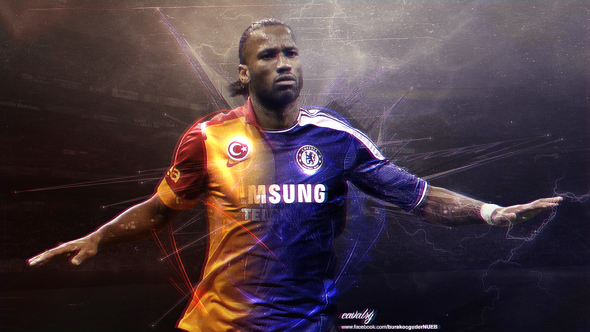 DIDIER DROGBA! by BOArtt on DeviantArt