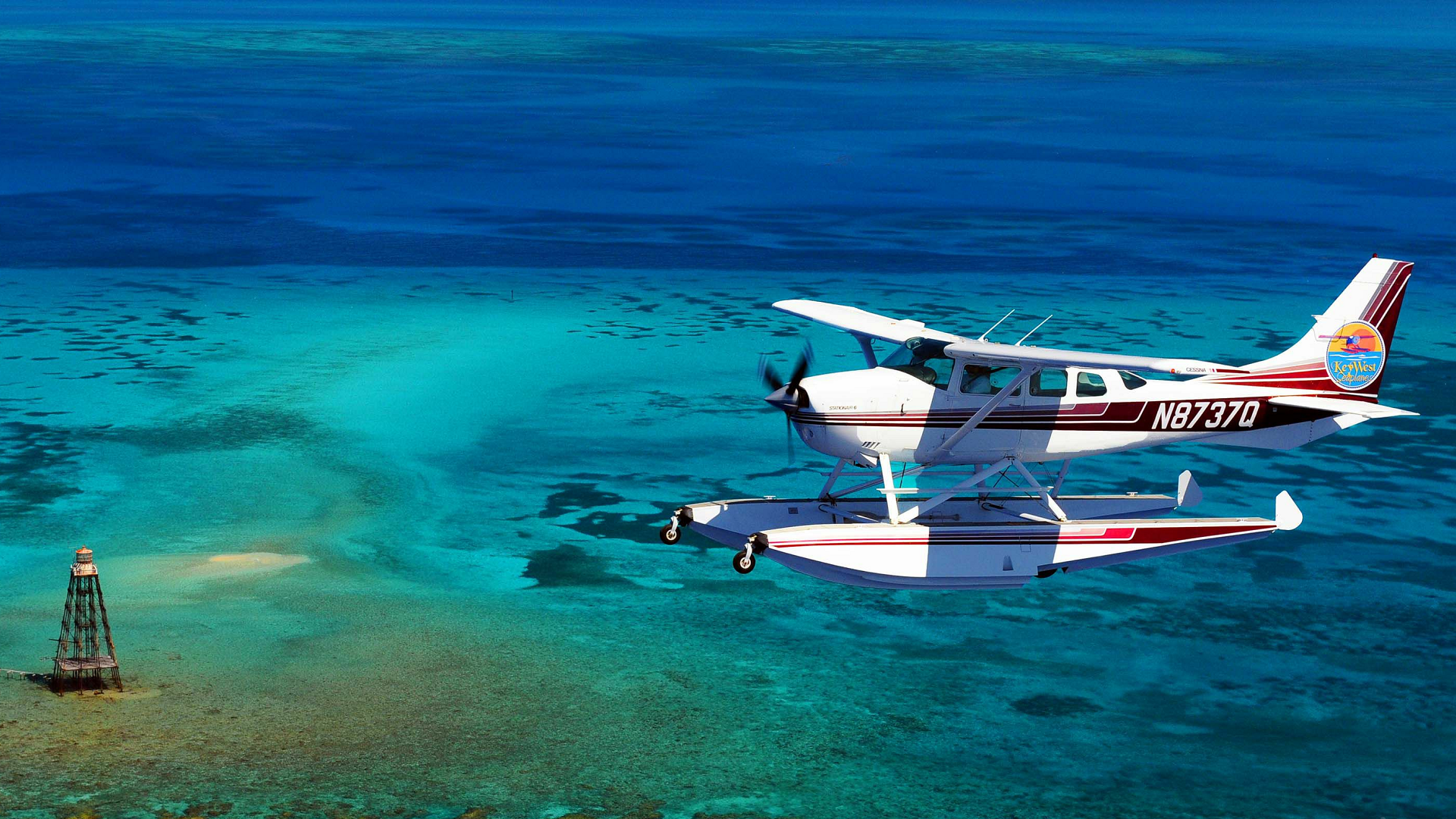 Daily Wallpaper: Cessna on Floats | I Like To Waste My Time