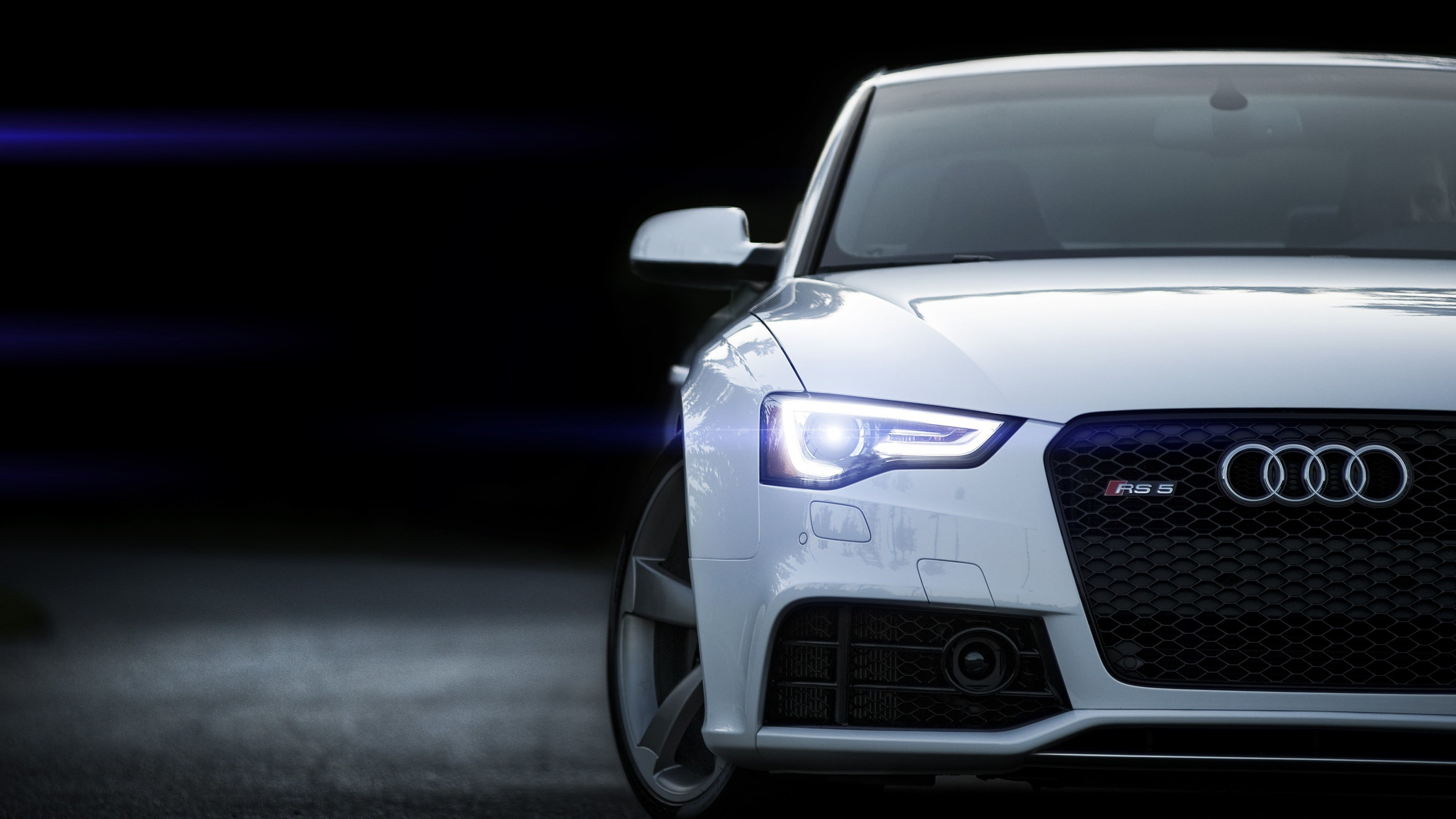 Download 2015 Audi RS 5 Coupe HD wallpaper for 4K 3840 x 2160 ...