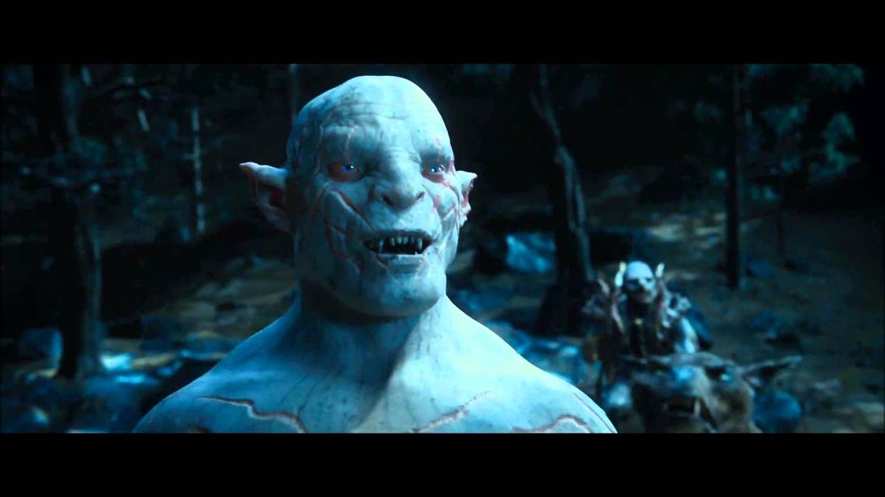 Viewing Gallery For - Azog The Defiler Manu Bennett