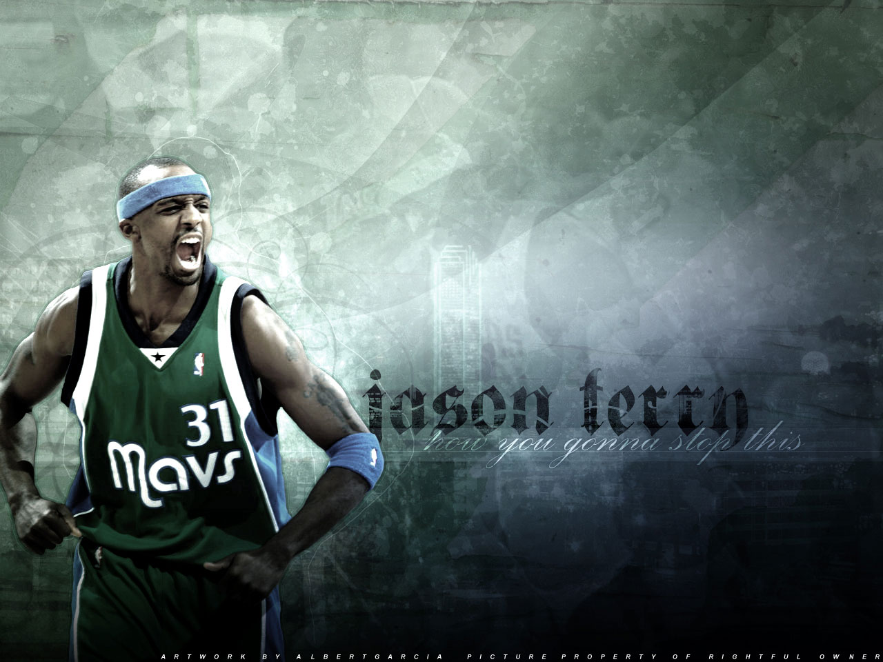 Top NBA Wallpapers: Jason Terry Wallpaper