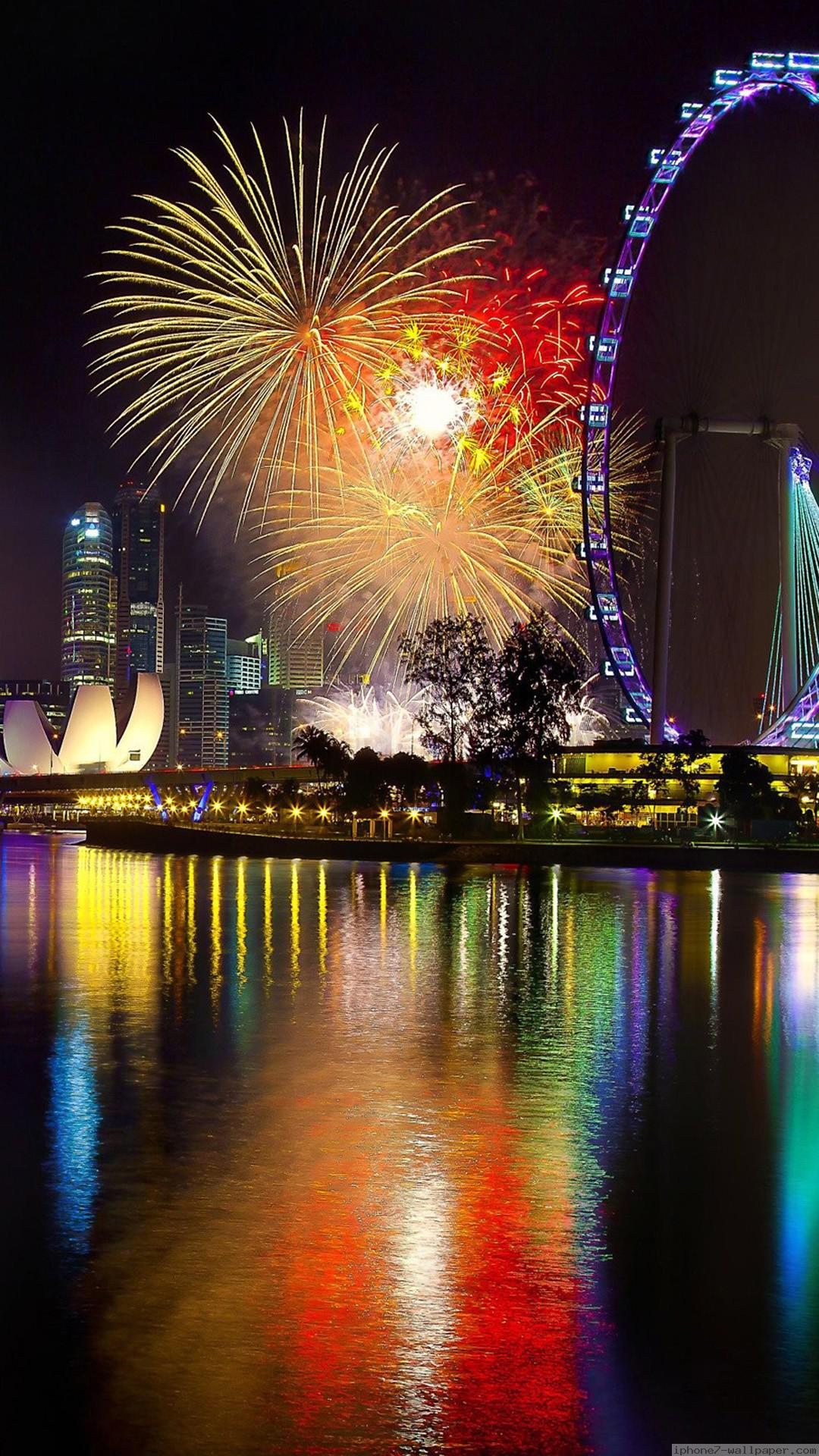 Happy New Year firework wallpapers - Tech News Today