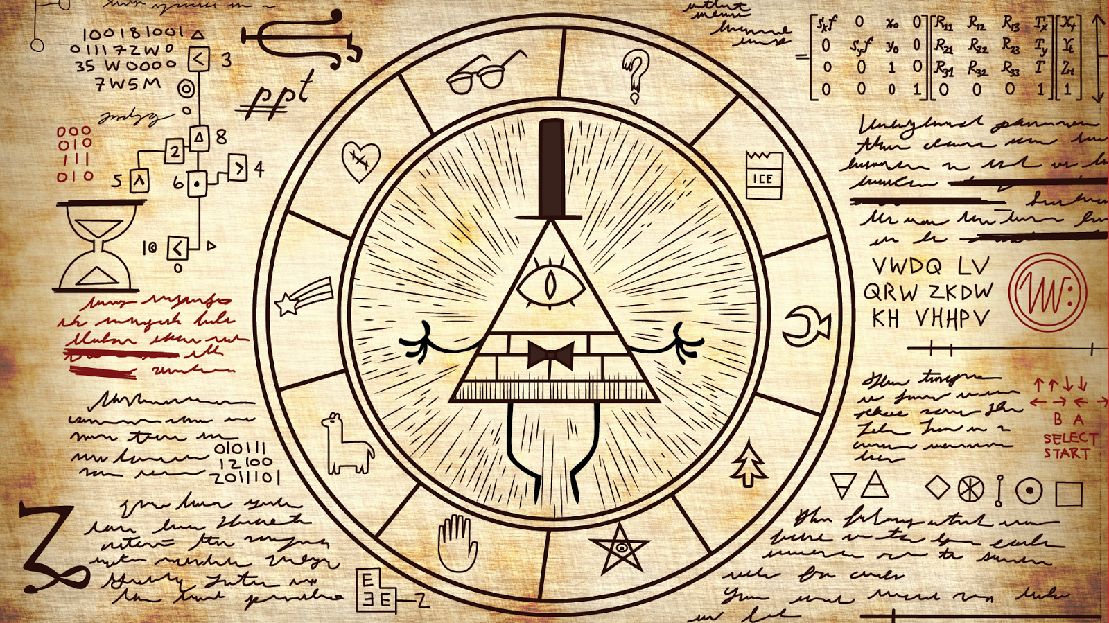 11. Download Gravity Falls Wallpapers and Photos.