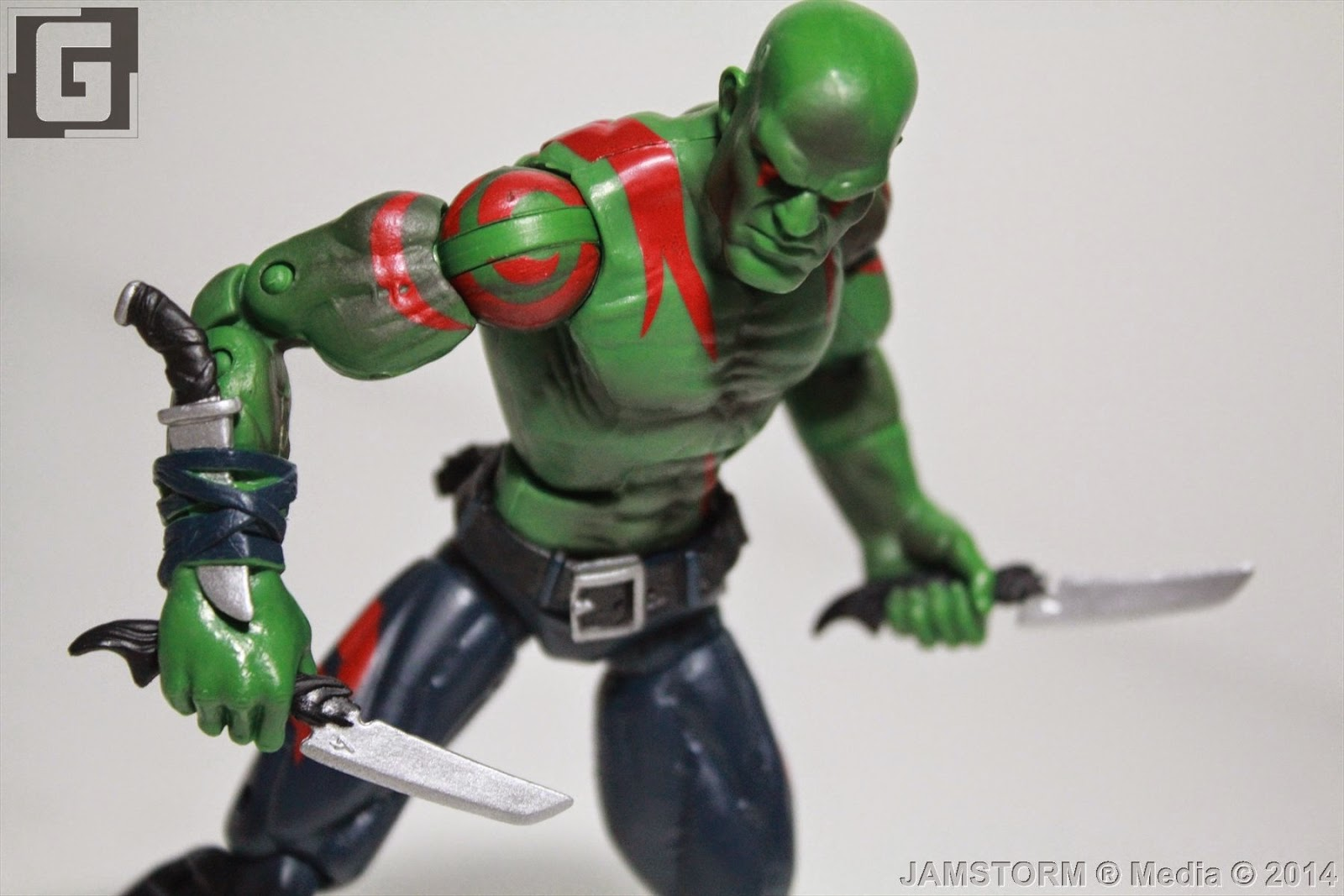 Known Figures In The Arnim Zola 'Build A Figure' Series Of Marvel