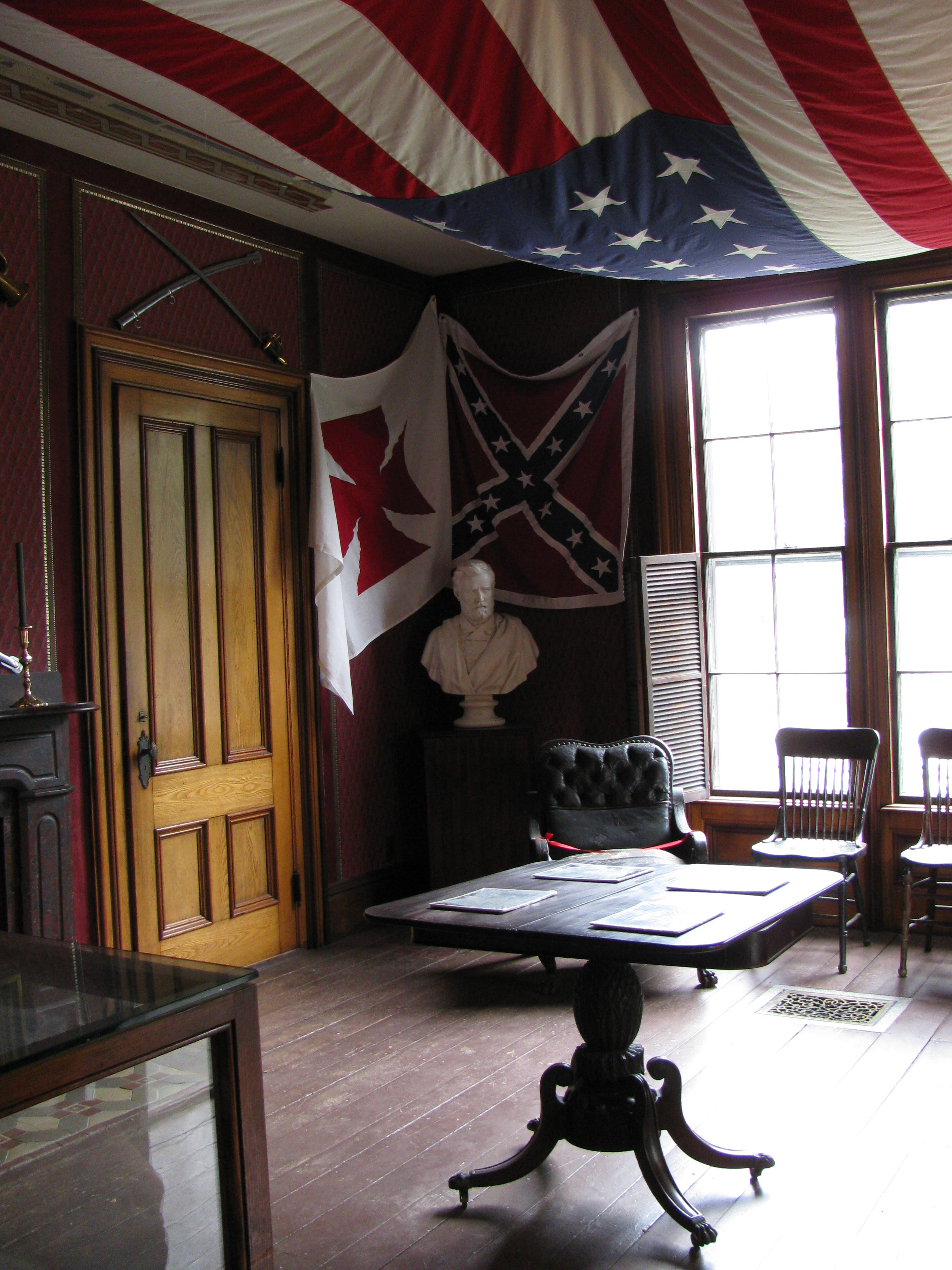 The Joshua Chamberlain House with Licensed Battlefield Guide Christina ...
