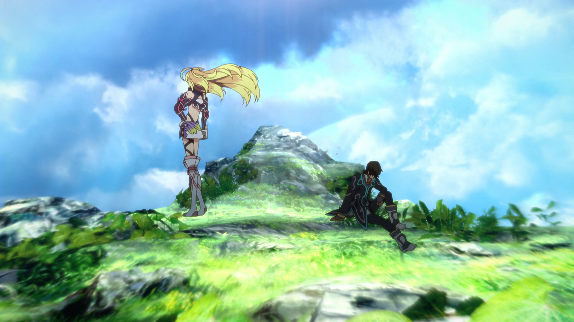 English Tales of Xillia screenshots revealed – Capsule Computers