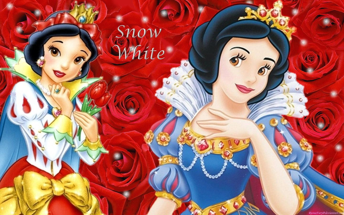 Snow White And The Seven Dwarfs Wallpapers HD Download