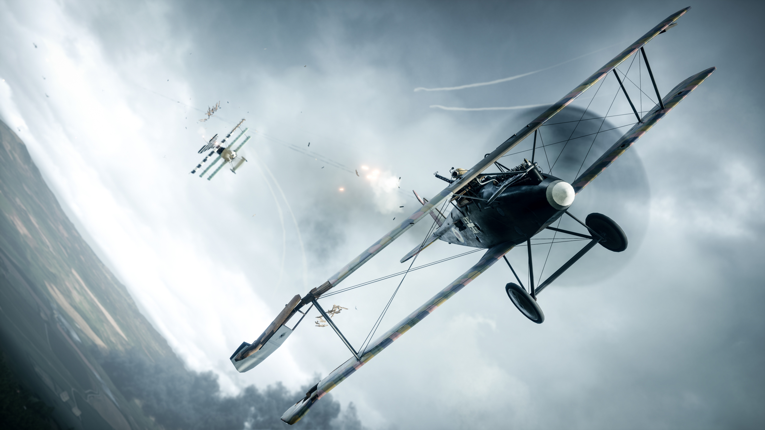Battlefield 1 Computer Wallpapers, Desktop Backgrounds | 2560x1440 ...