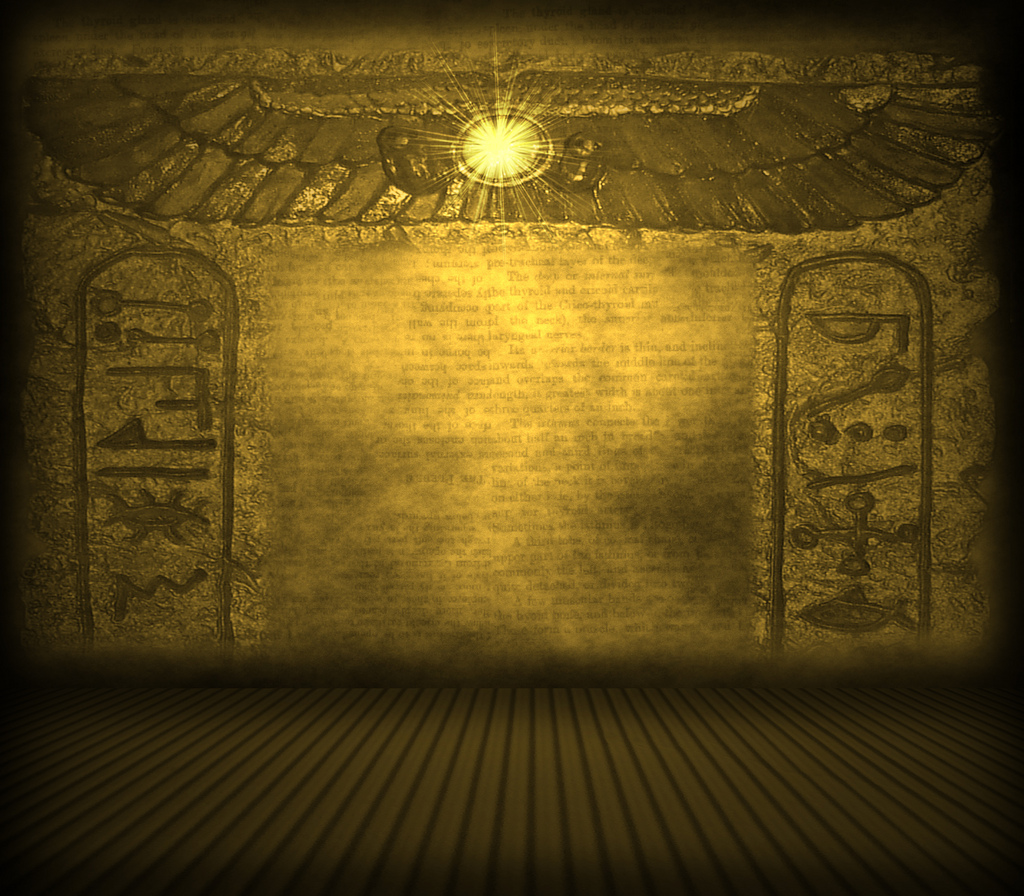 King Tuts Tomb * | ~ Handmade texture / background availab ...