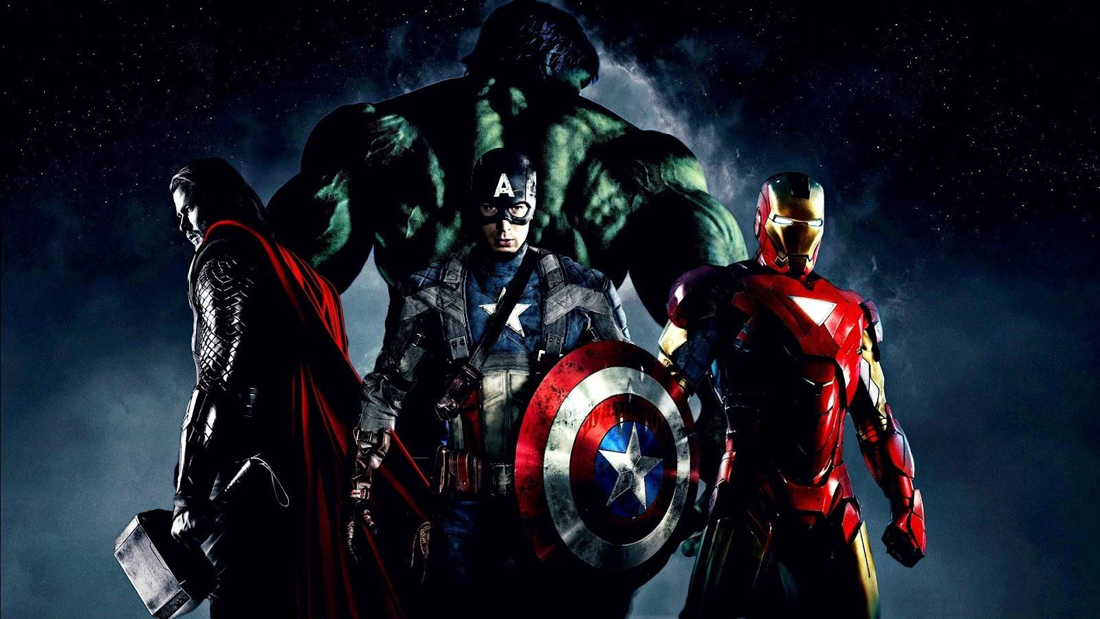 the avengers | Your Geeky Wallpapers