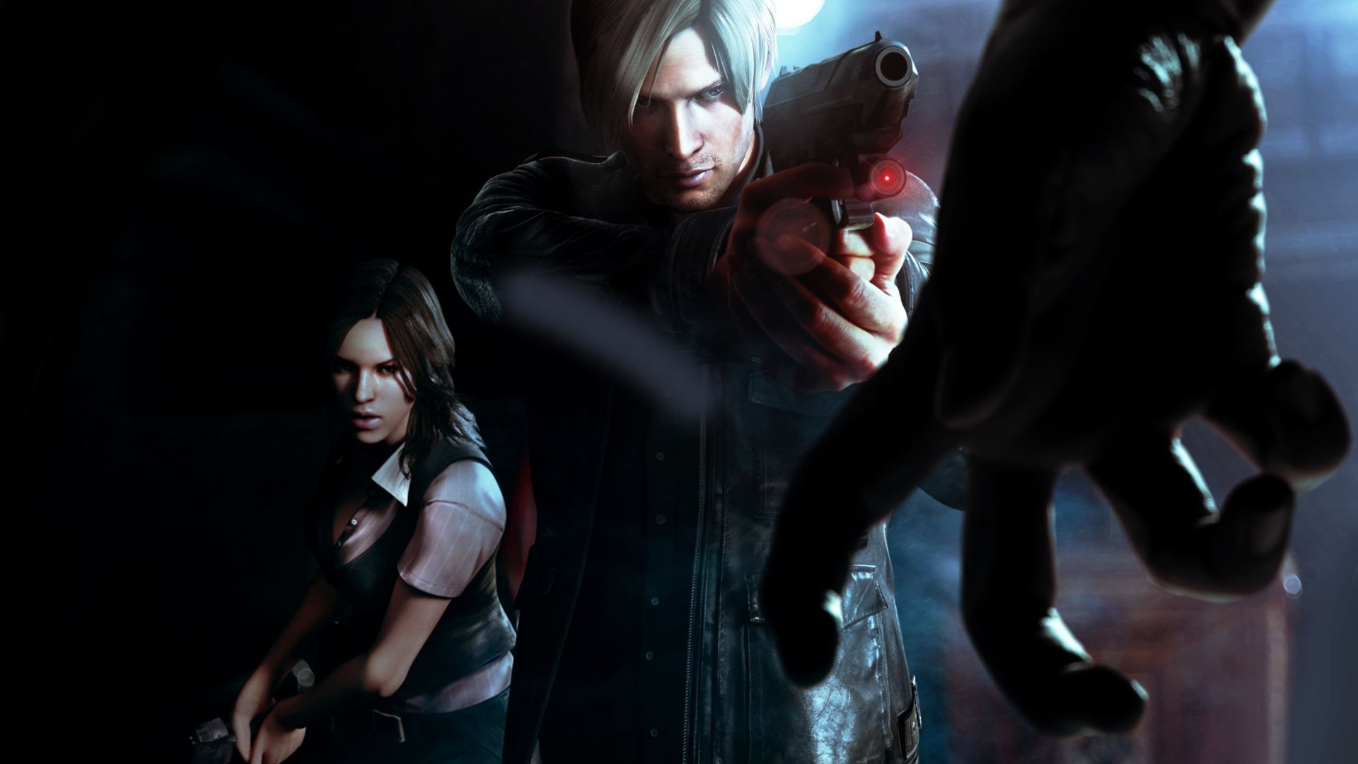 Best 52 Re6 Wallpaper On Hipwallpaper Re6 Leon Wallpapers Re6