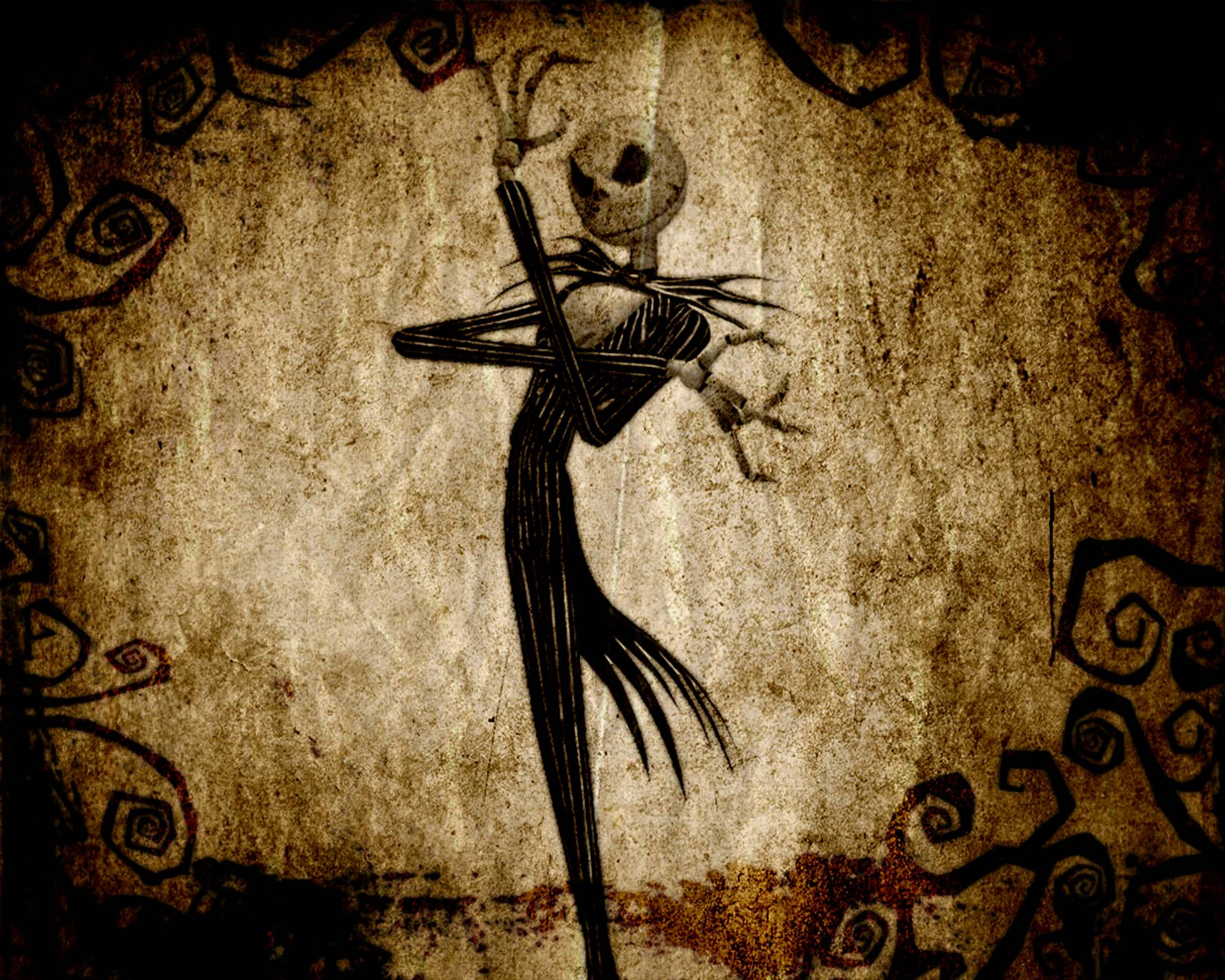 ... Nightmare Before Christmas HD Wallpapers | Backgrounds - Wallpaper